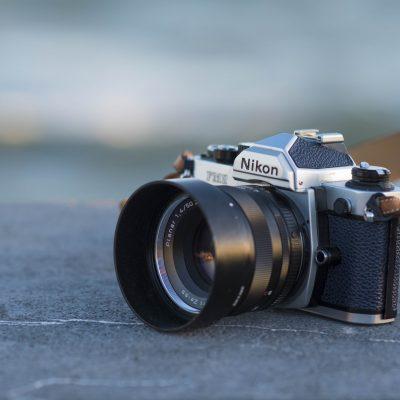 【Nikon】追憶のNew FM2