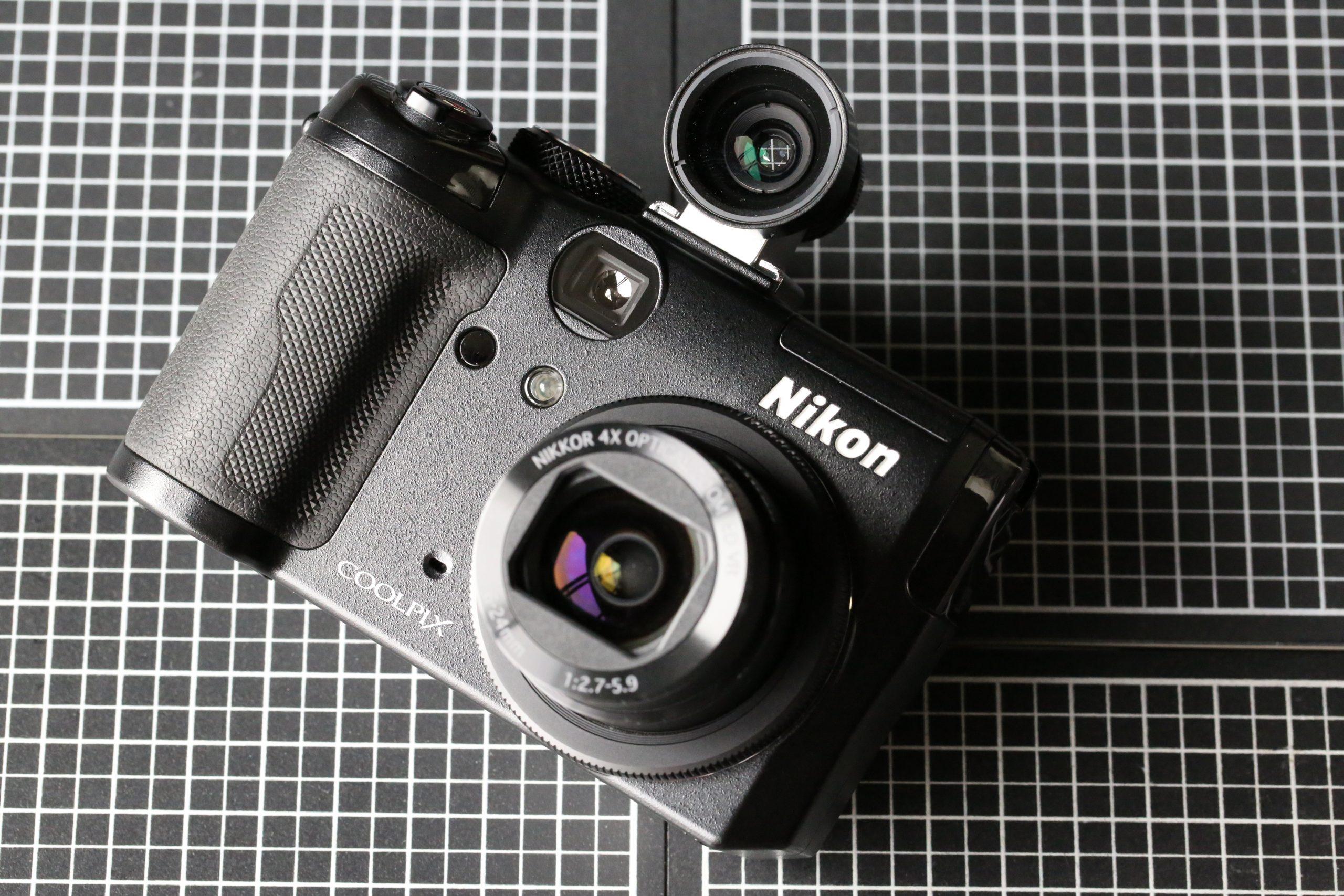 【Photo Movie】Nikon COOLPIX P6000