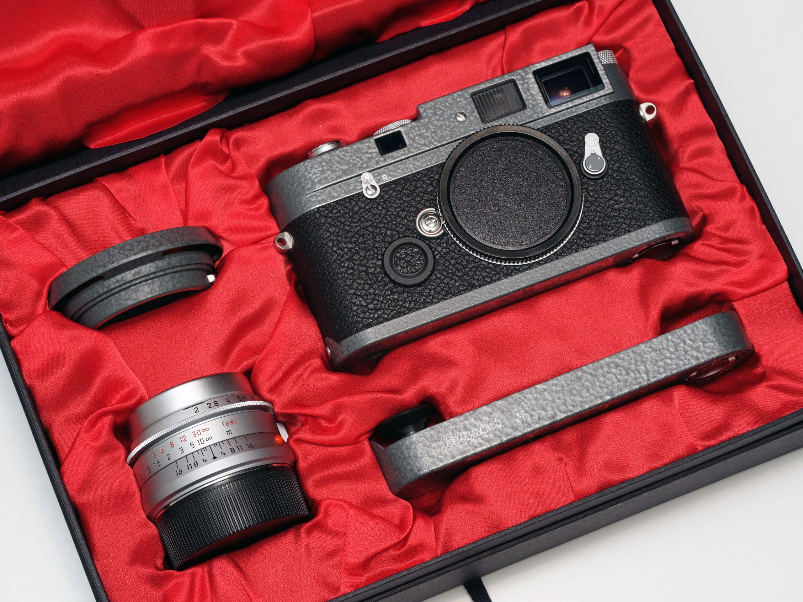 【Leica】実用性と伝統を兼ね備えた特別モデル