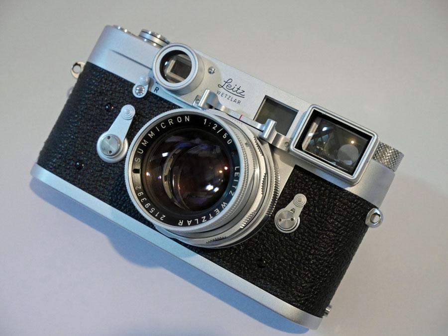 Leica M3 + DR Summicron M50mm F2