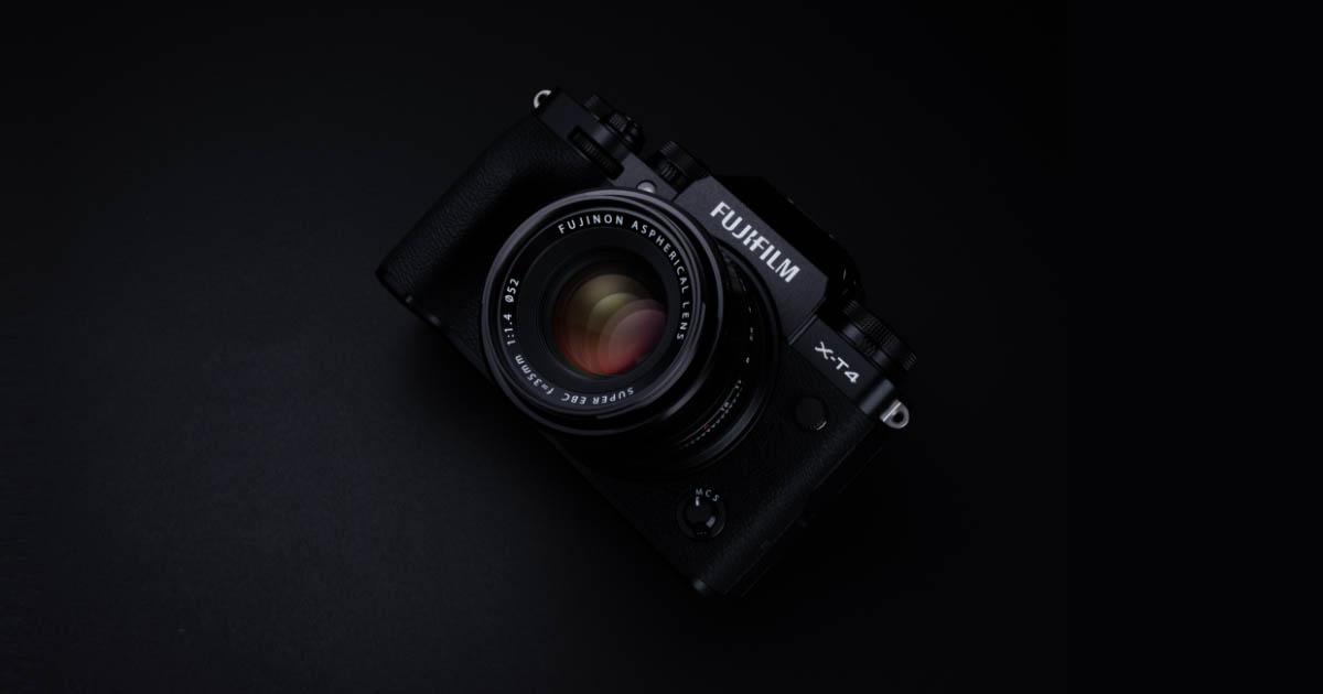 FUJIFILM X-T4:歴代X-Tシリーズのシャッター音を比較!!