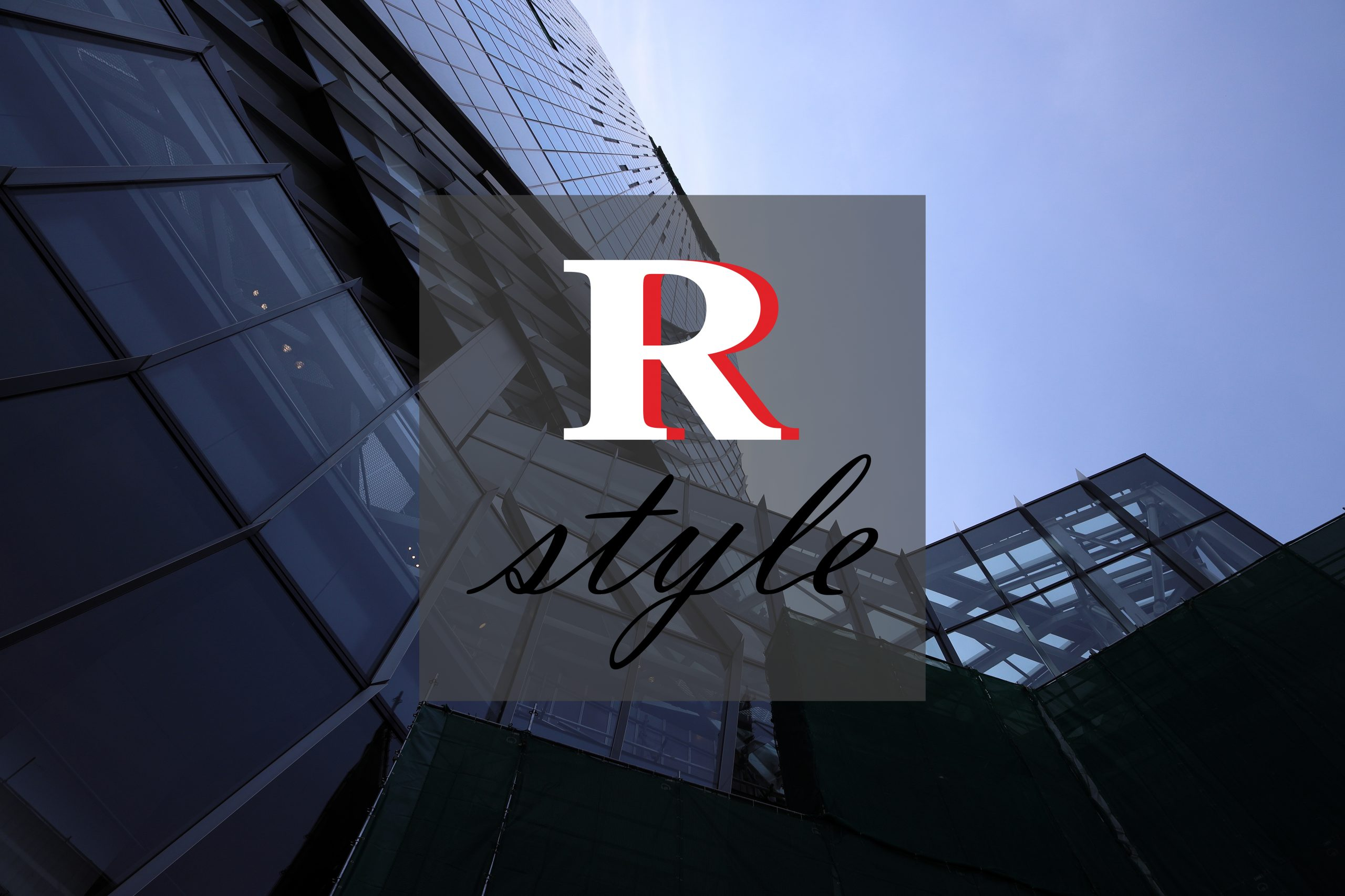 【Canon】 R STYLE ~RF24-105mm F4L IS USM~