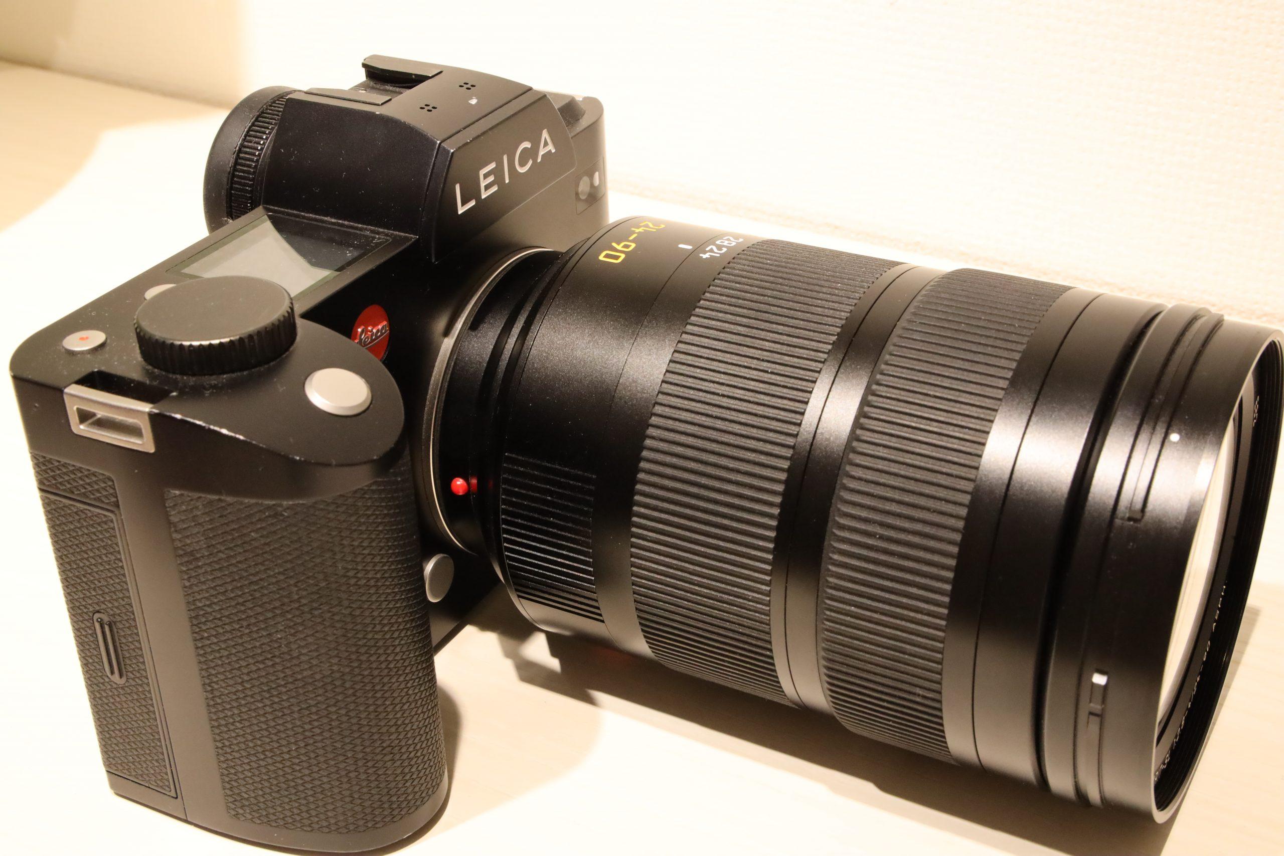 【好機到来】Leica SL (Typ601) はやっぱりいい!!