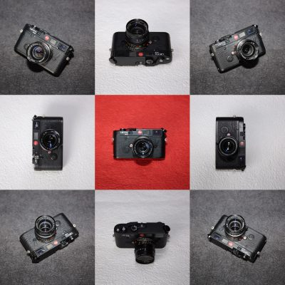 【MapCamera × Photo Movie】Leica M6