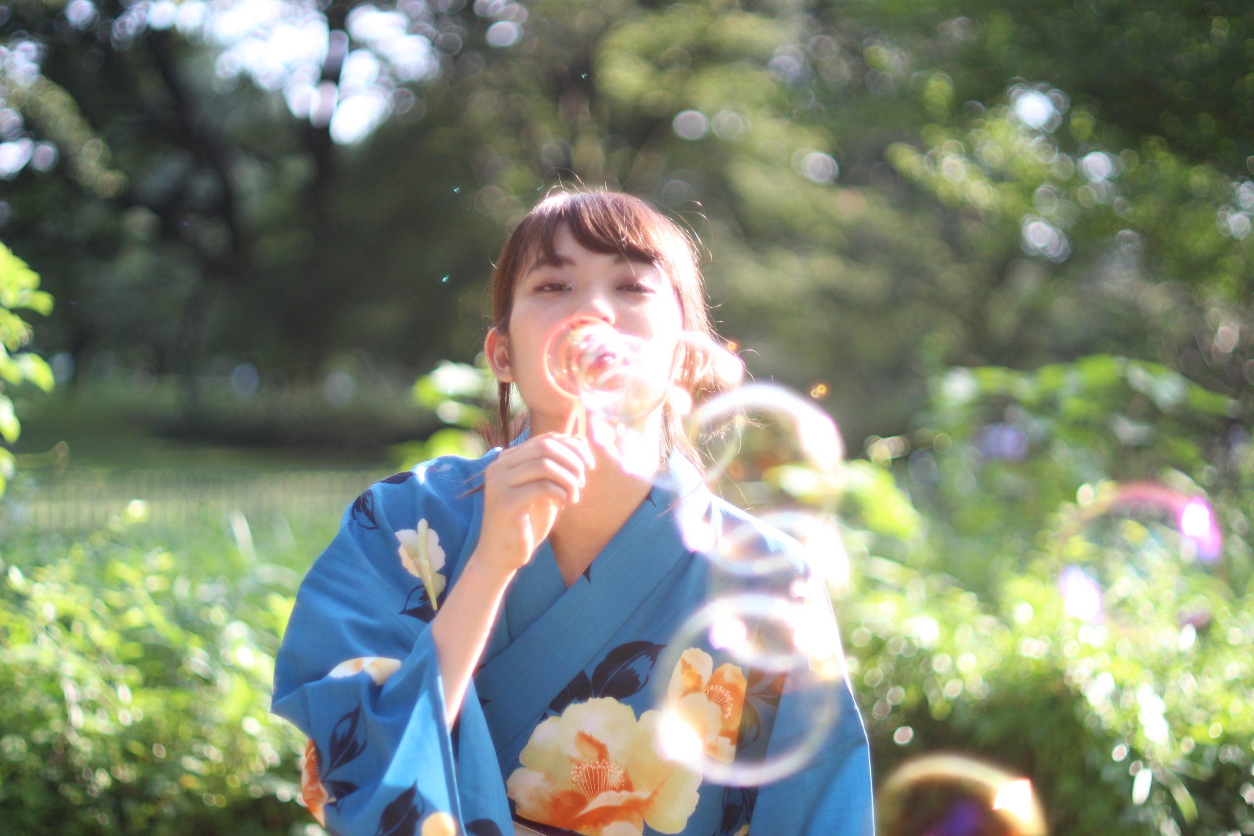 キヤノン×ニコン 夏のポートレート vol.2