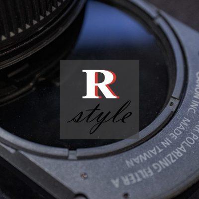 【Canon】 R STYLE ~ドロップインフィルター マウントアダプター EF-EOS R ドロップイン 円偏光フィルター A付~