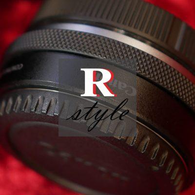 【Canon】 R STYLE ~コントロールリングマウントアダプター EF-EOS R~