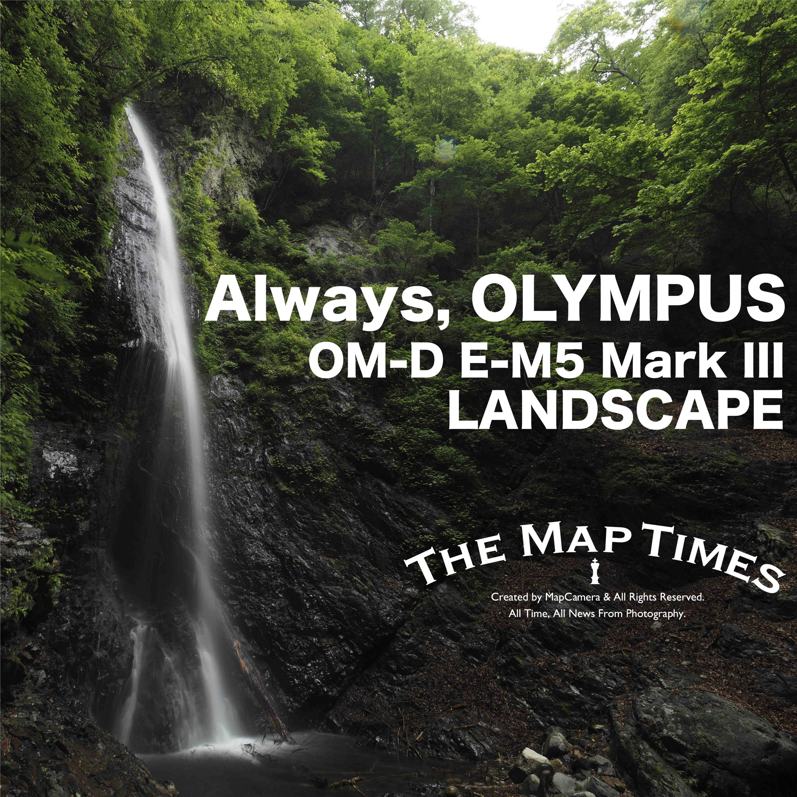 【OLYMPUS】Always, OLYMPUS Ver. OM-D E-M5 Mark III