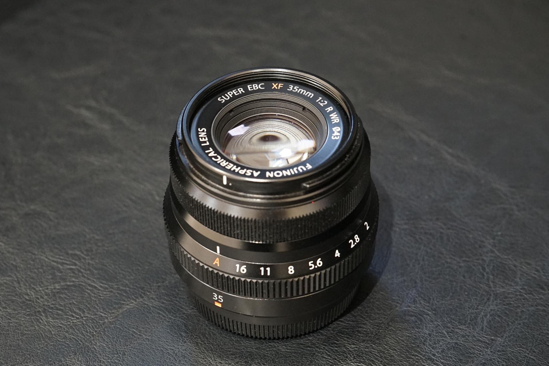 【FUJIFILM】 XF35mm F2 R WR に魅せられて