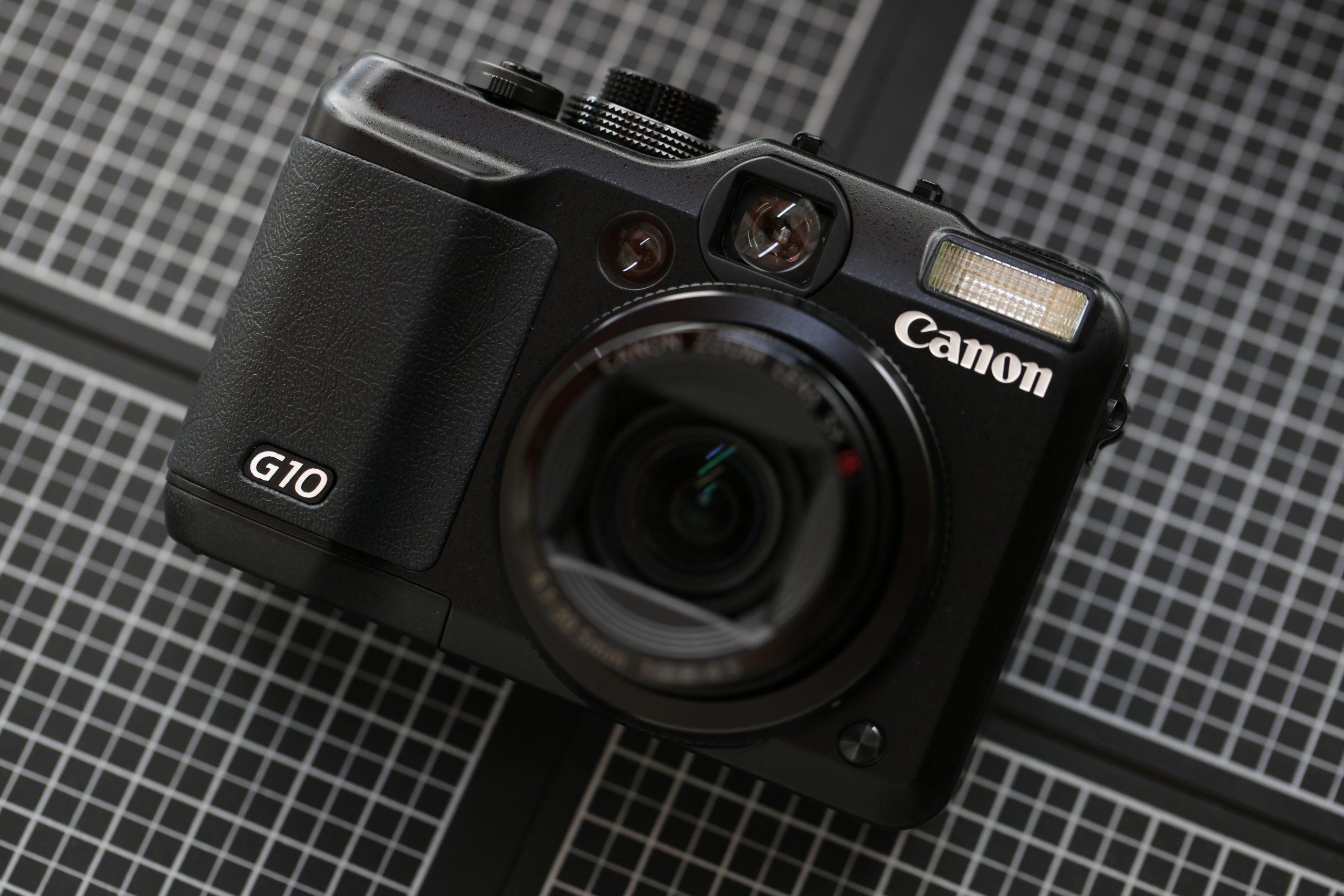 【Photo Movie】Canon PowerShot G10