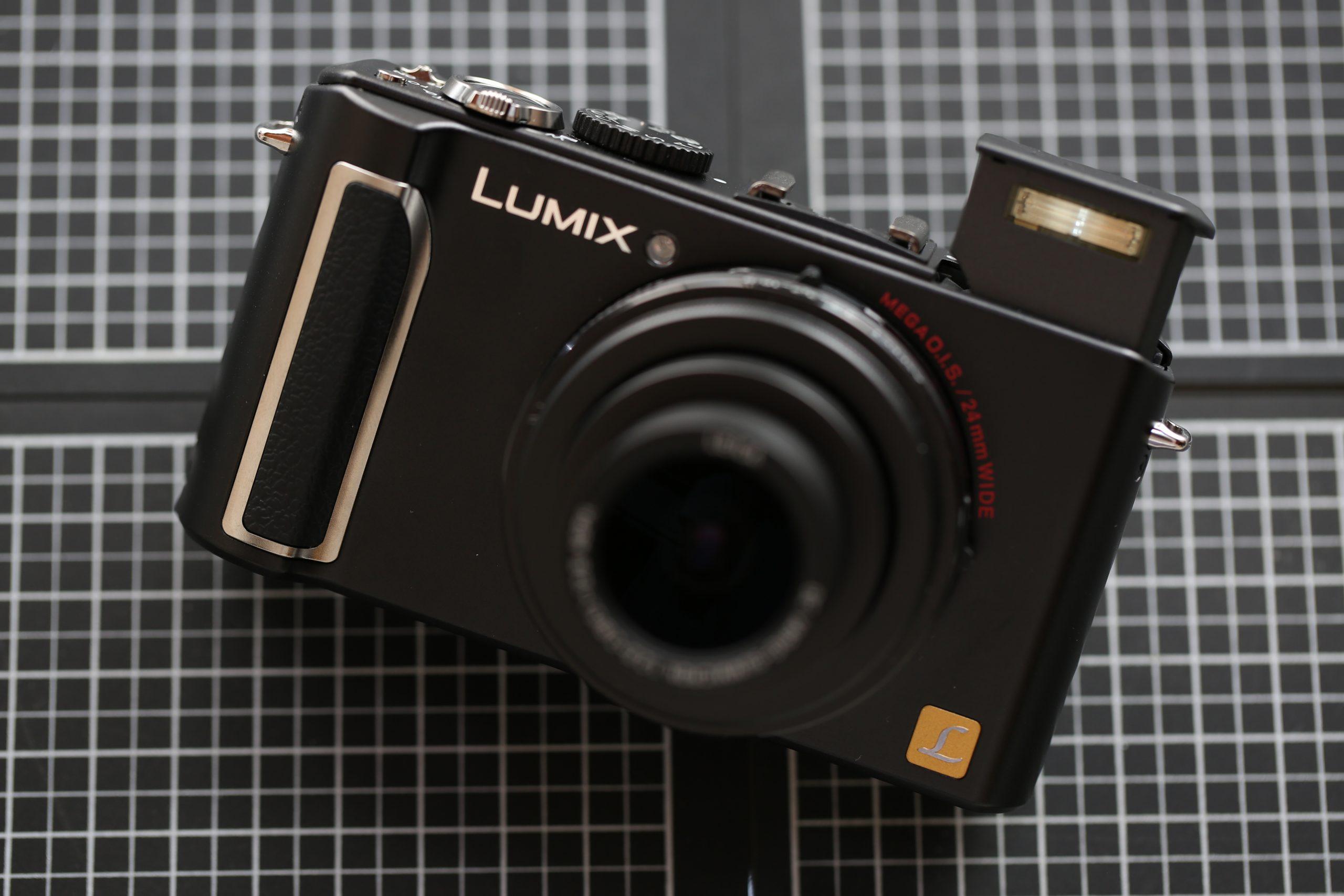 【Photo Movie】Panasonic LUMIX LX3