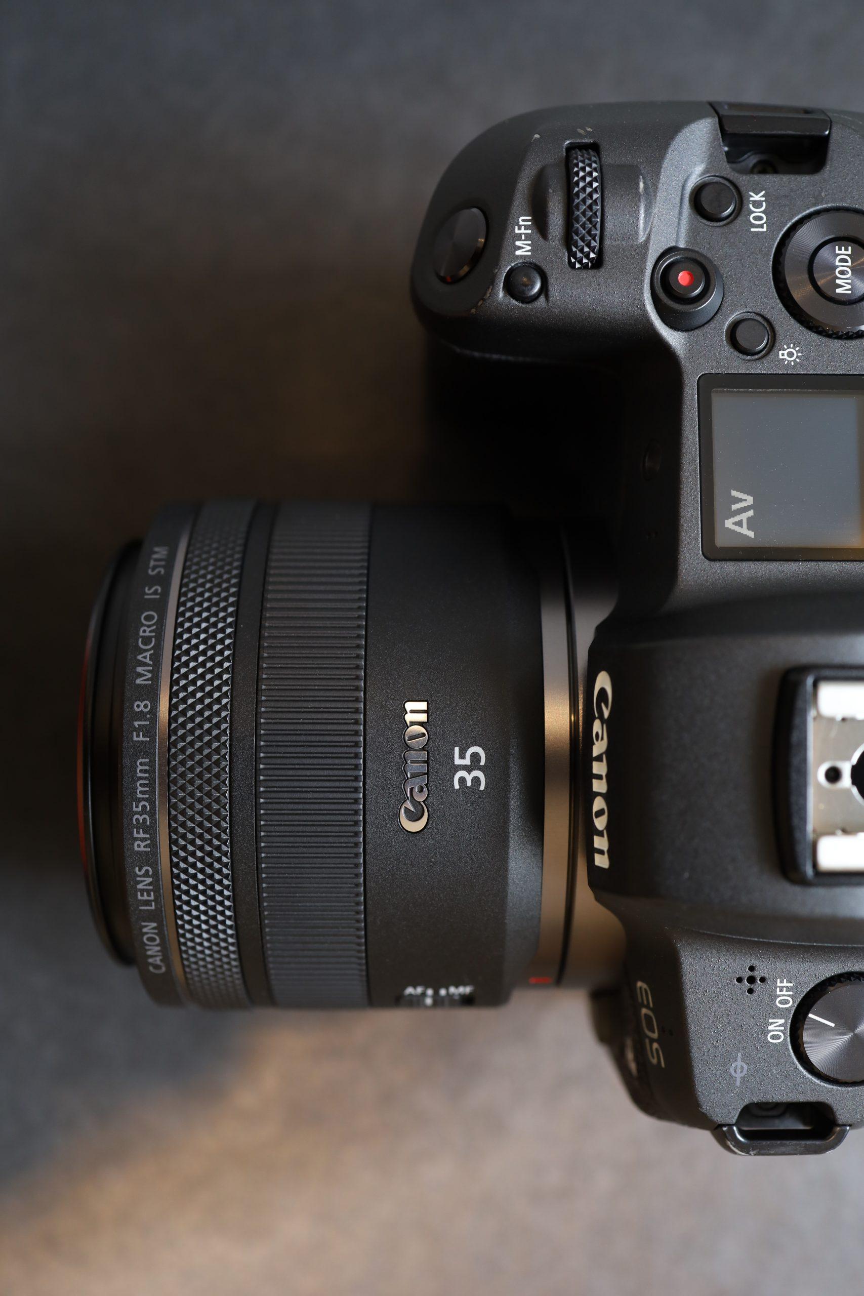 【好機到来】Canon RF35mm F1.8 マクロ IS STMが欲しい