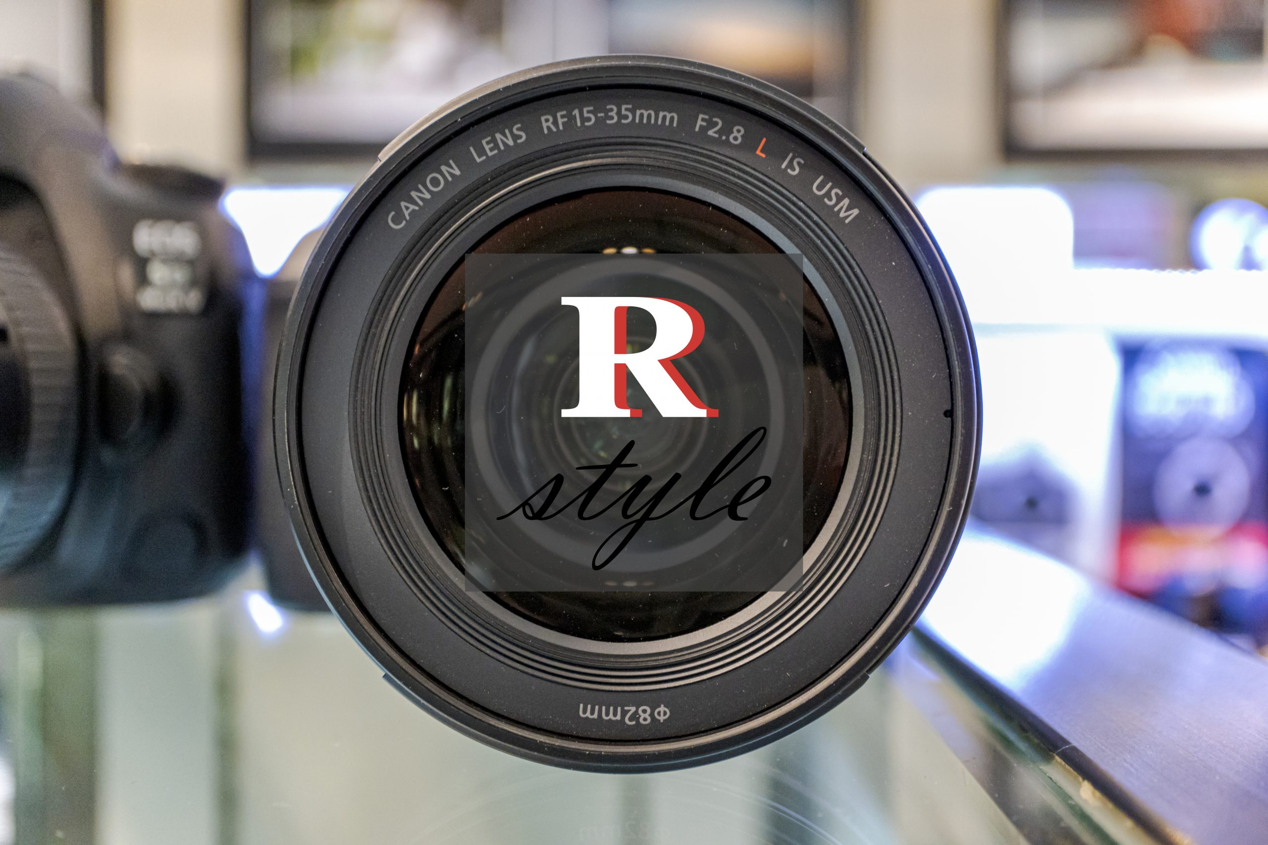 【Canon】 R STYLE ~RF15-35mm F2.8 L IS USM~