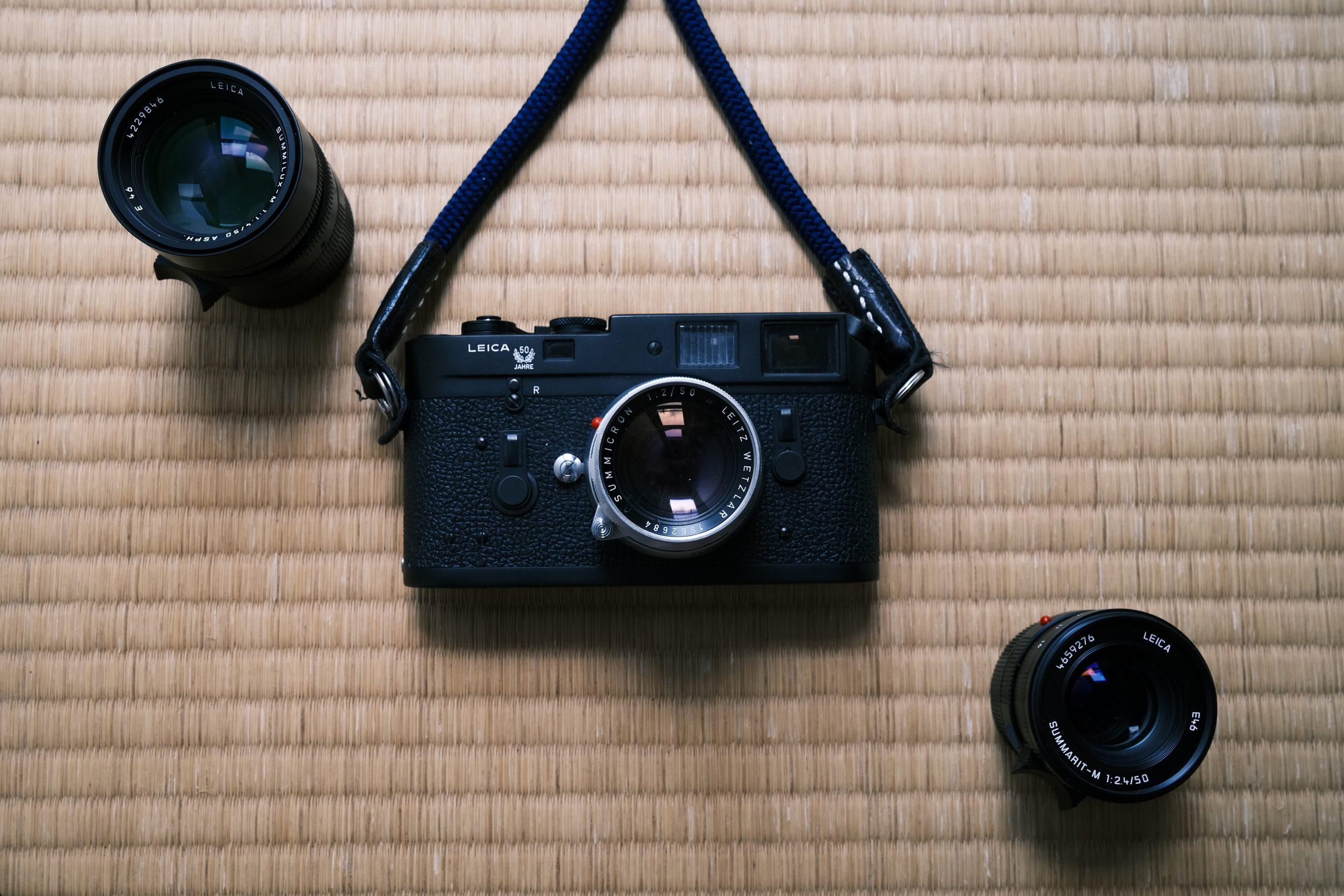 【好機到来】Leicaの50mmレンズが欲しい!