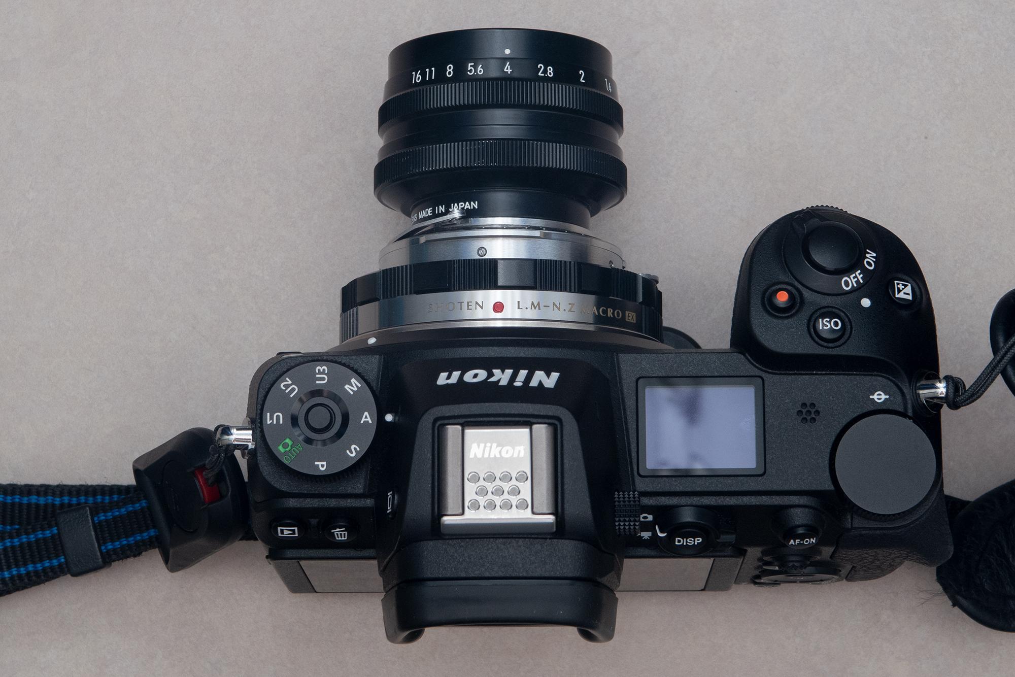 S50mm F1.4付