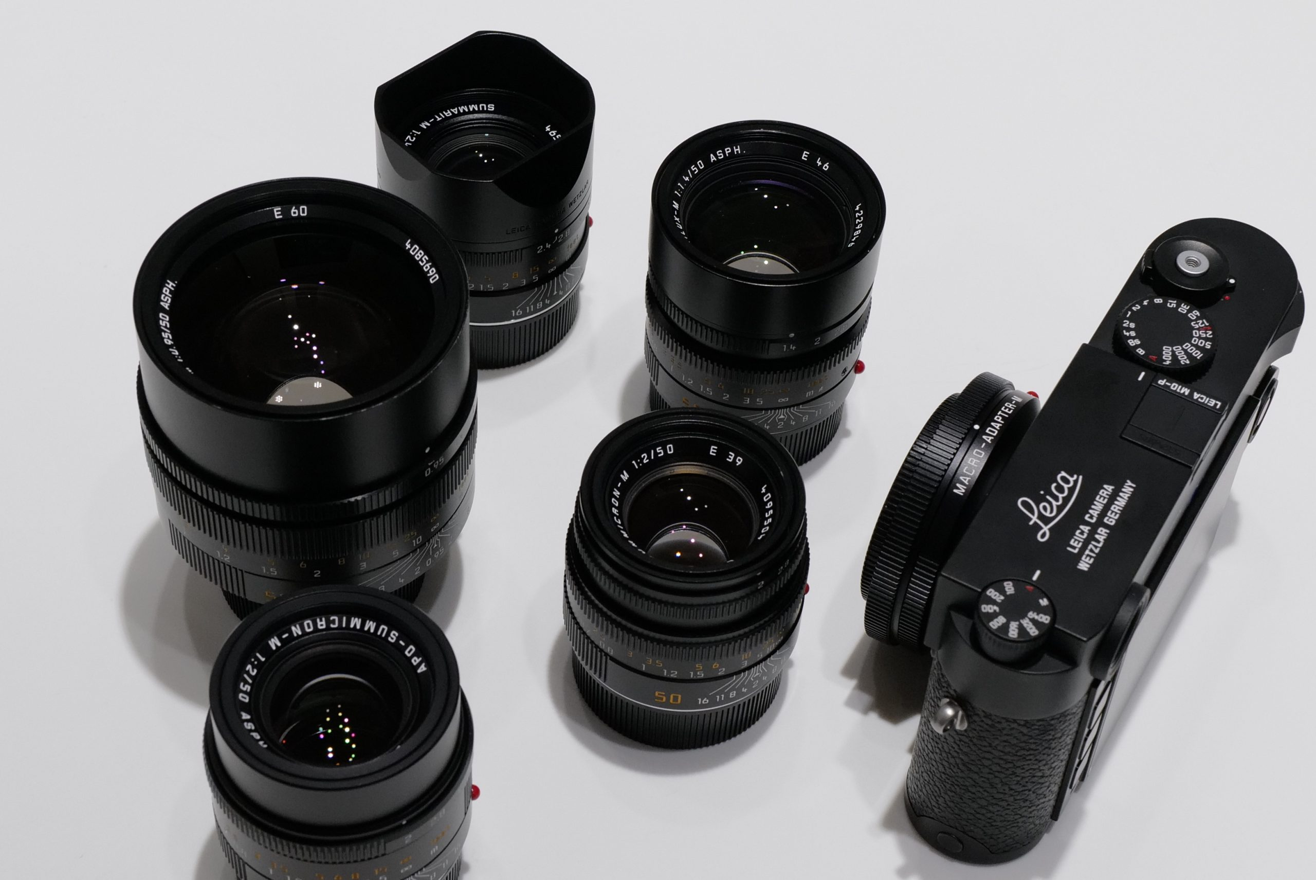 【Leica】How to Digital Leica マクロアダプターM Typ240編
