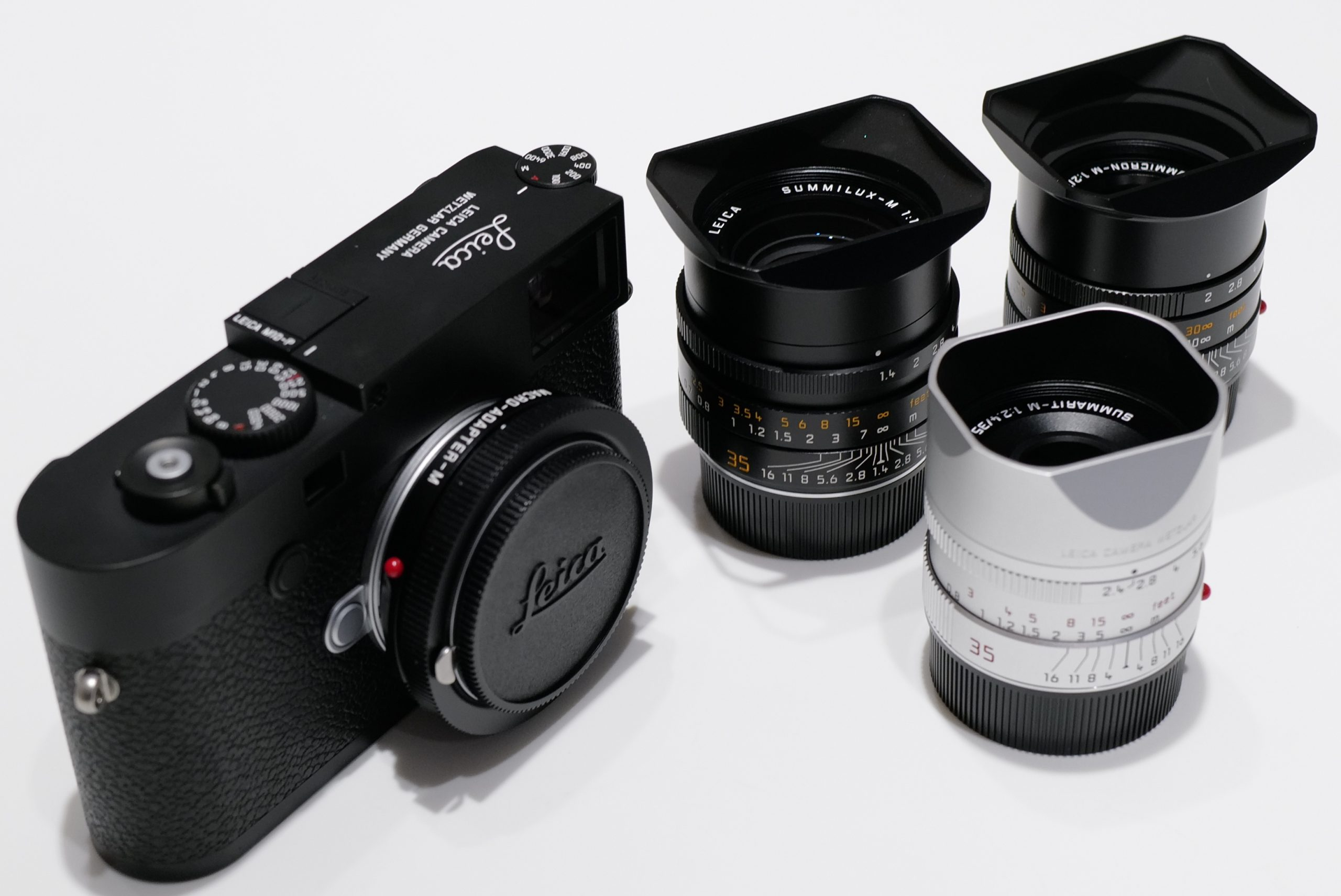 【Leica】How to Digital Leica マクロアダプターM Typ240編 その④