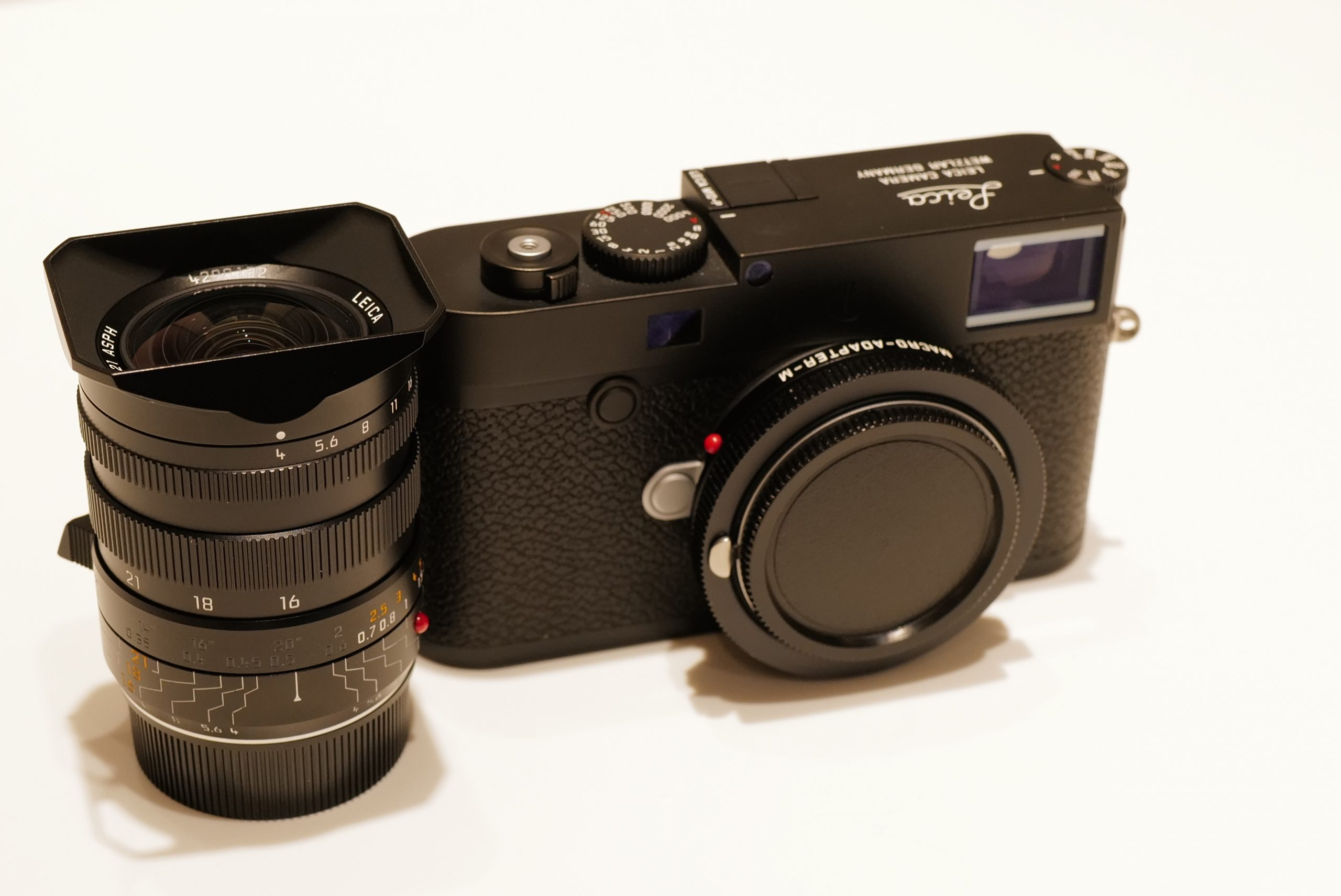 【Leica】How to Digital Leica マクロアダプターM Typ240 番外編