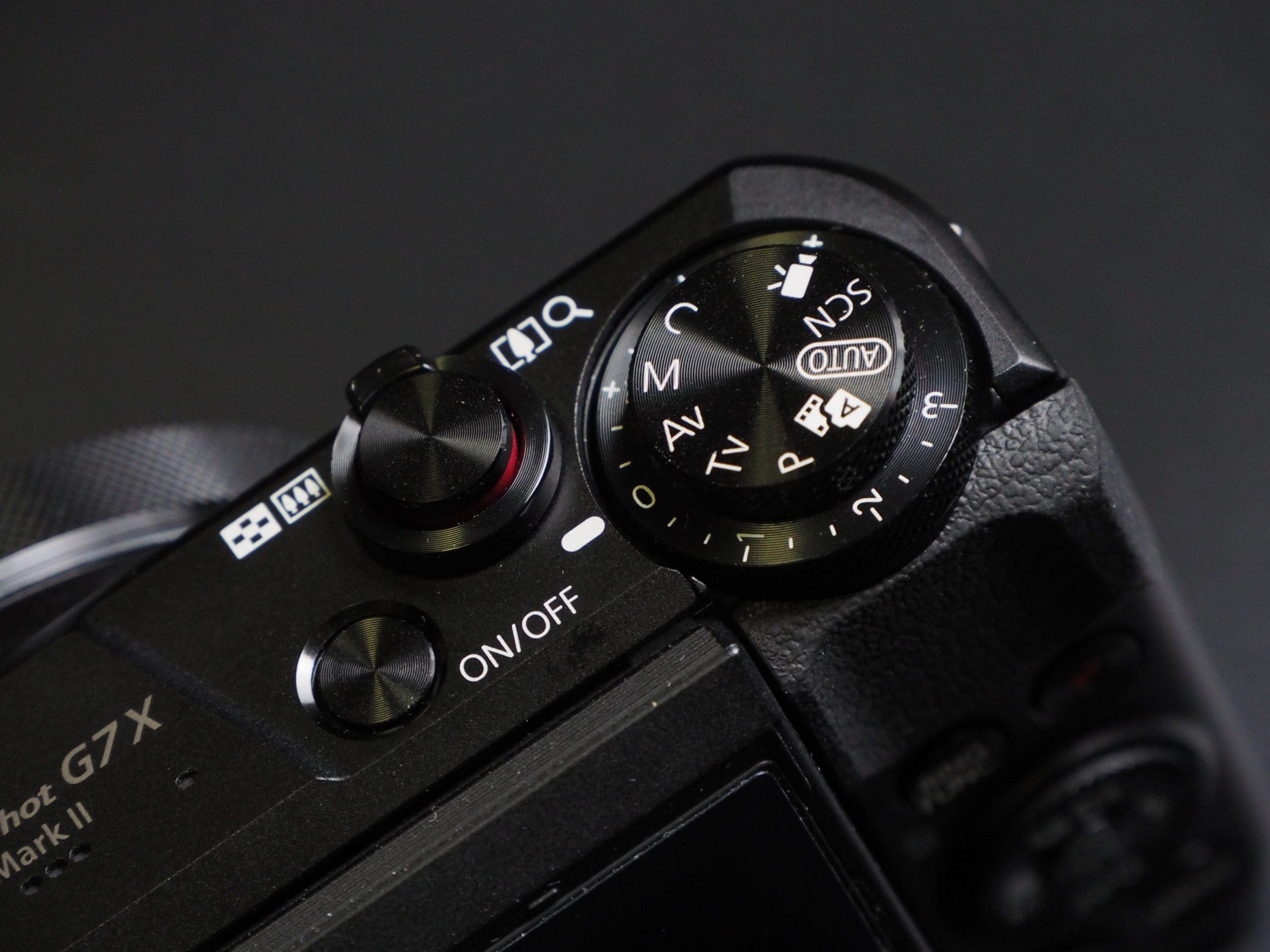 【好機到来】コンデジが気になる~PowerShot G7X Mark II