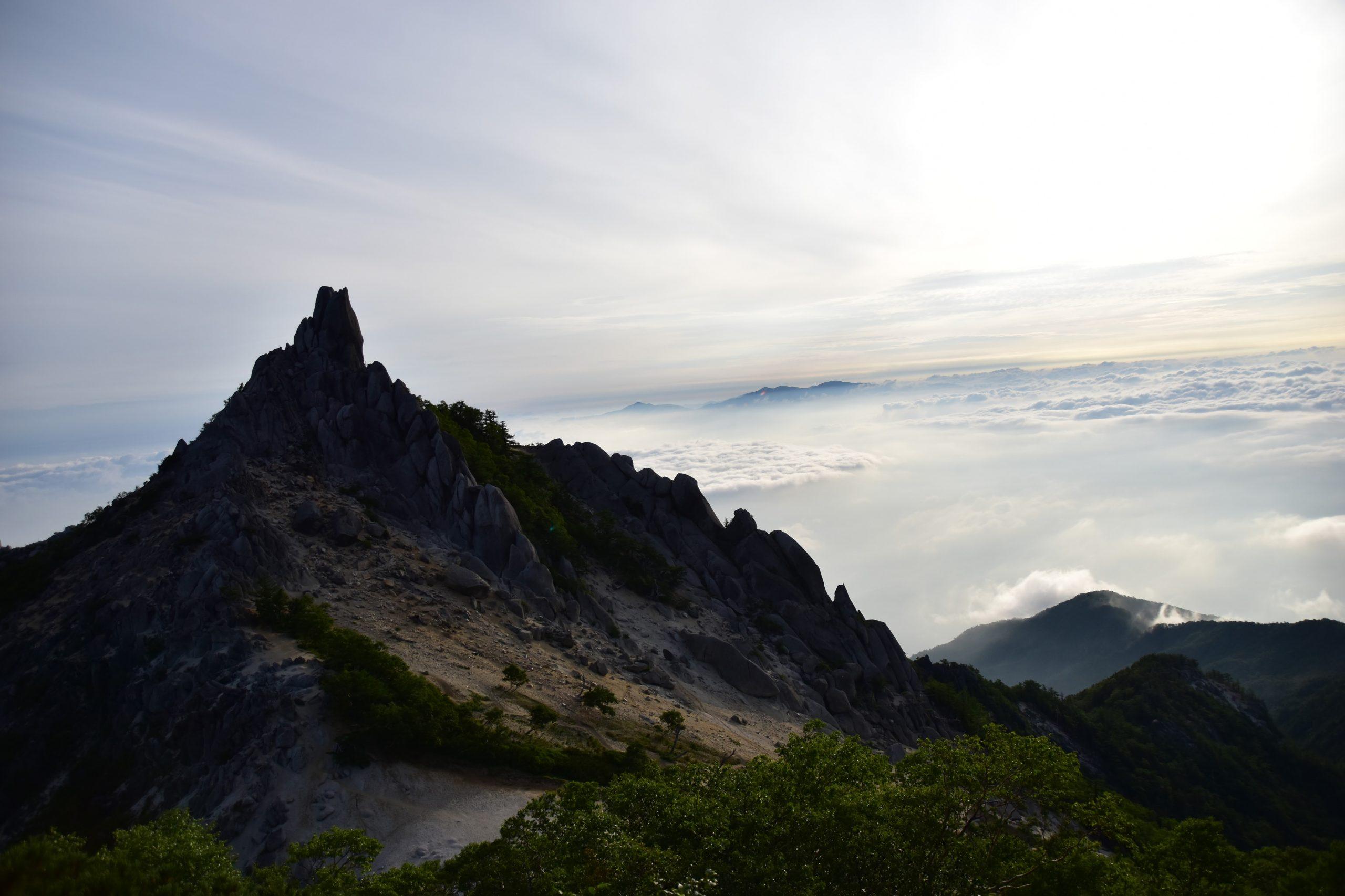 【山の日】山が呼んでいる