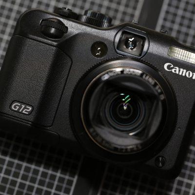 【Photo Movie】Canon PowerShot G12
