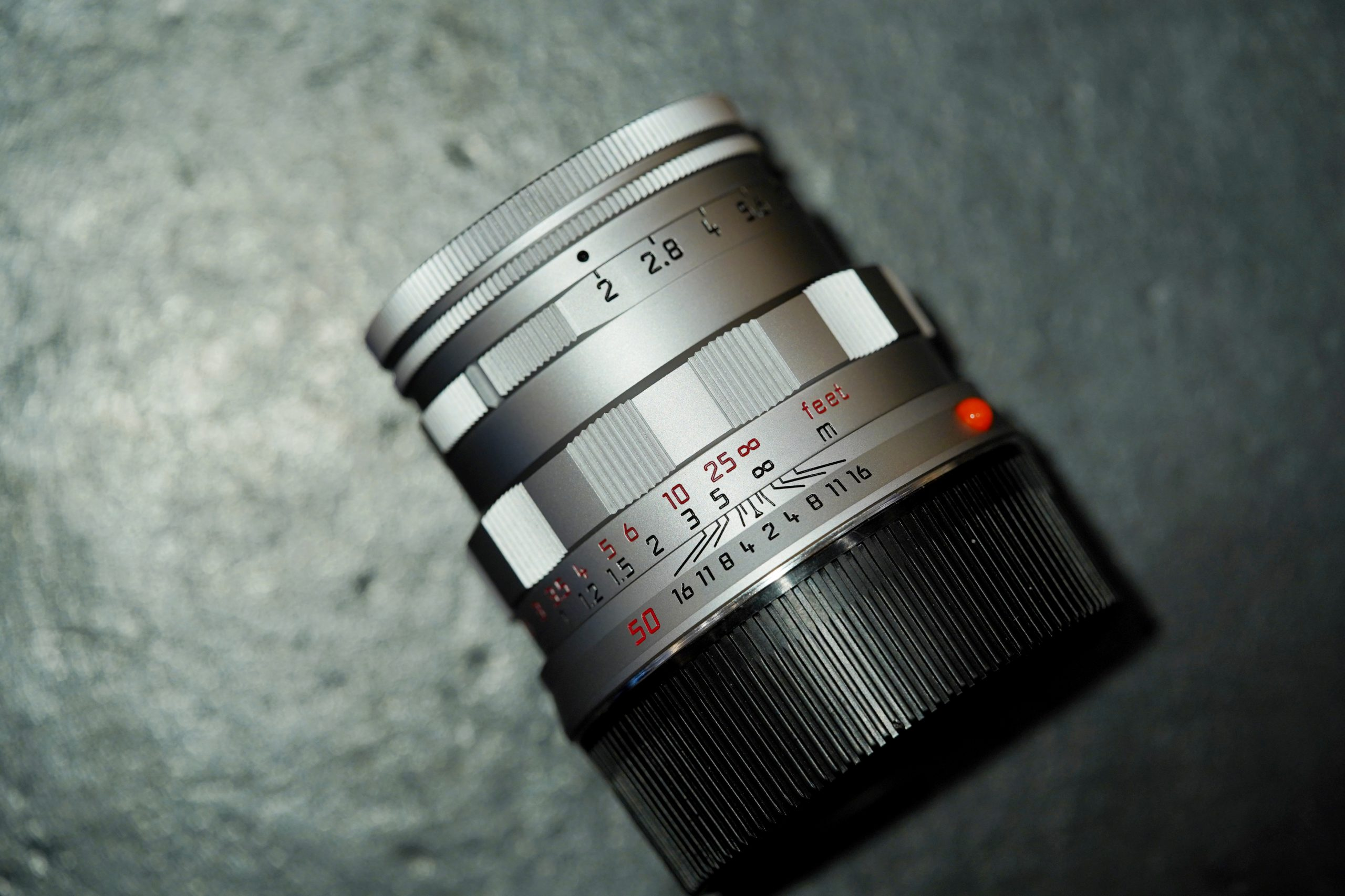 【Premium Collection】SUMMICRON M50mm F2.0 50jahre