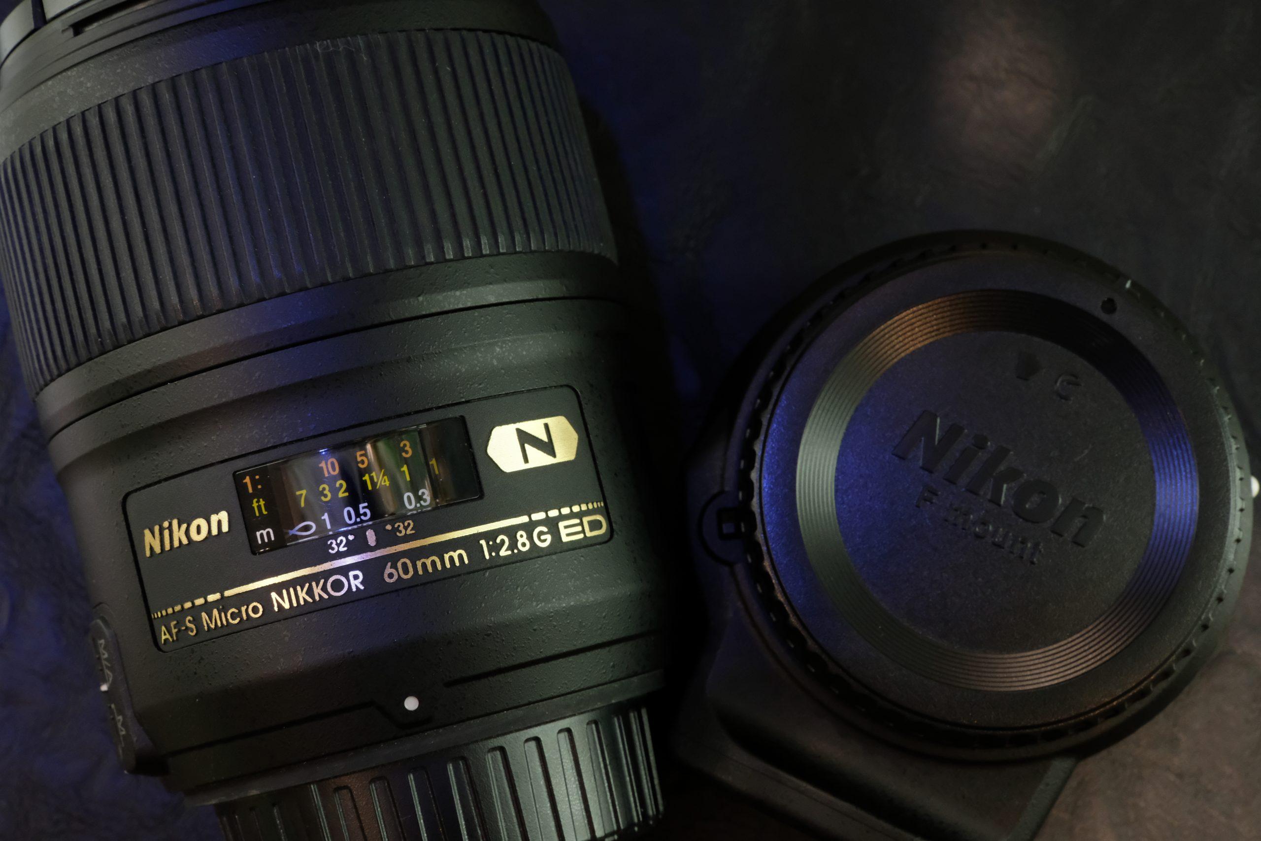 【Nikon】『Z5 × FTZの世界』~AF-S Micro NIKKOR 60mm F2.8 G ED~