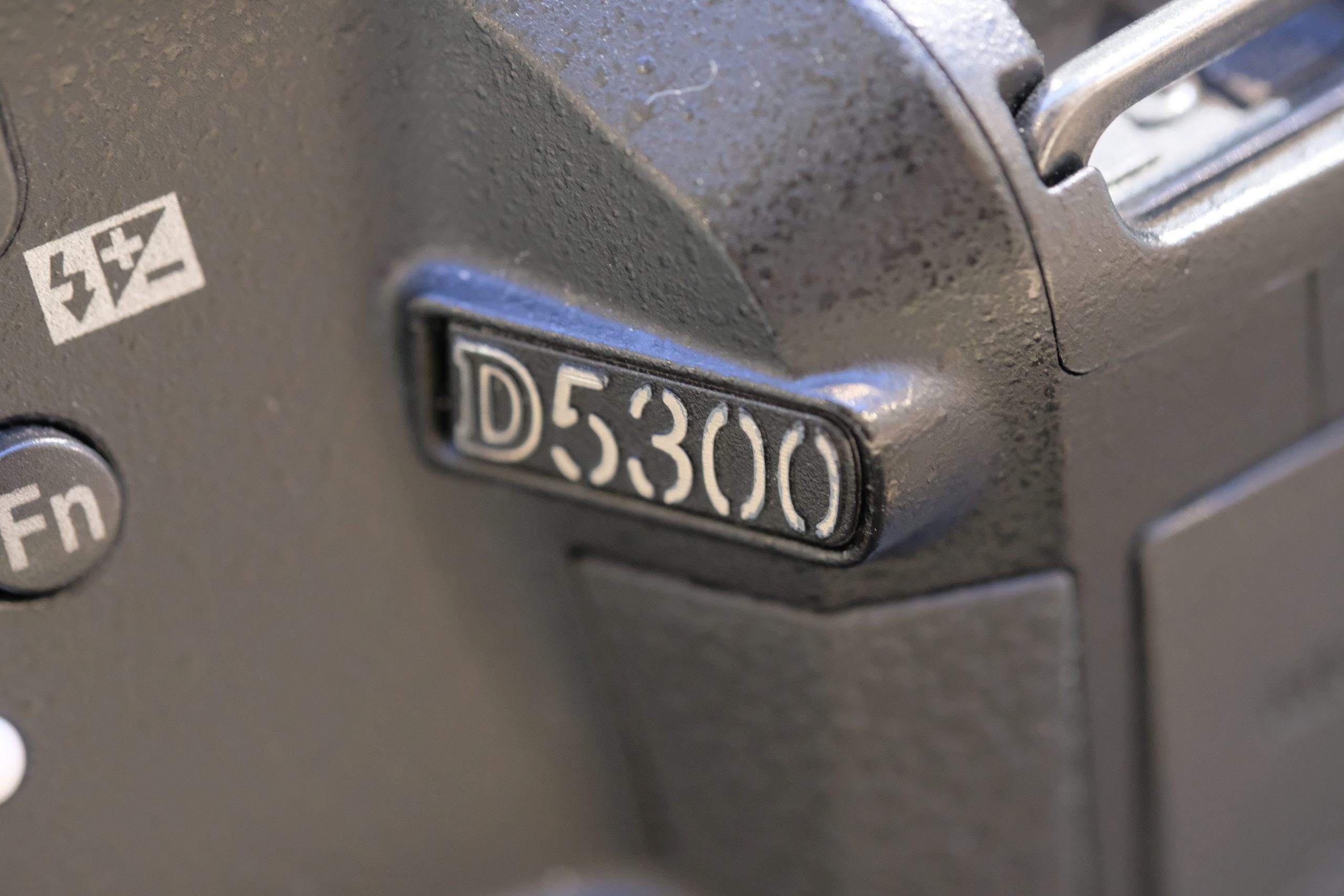 【Nikon】カメラの楽しさを教えてくれたNikon D5300