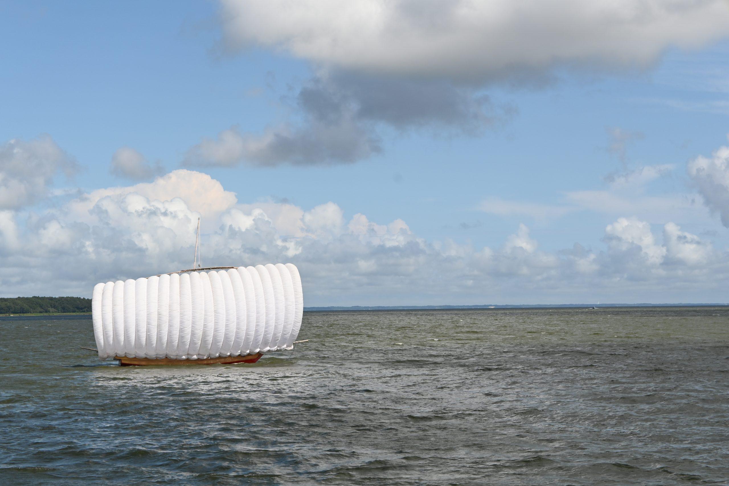 【Nikon】Z50と帆引き船