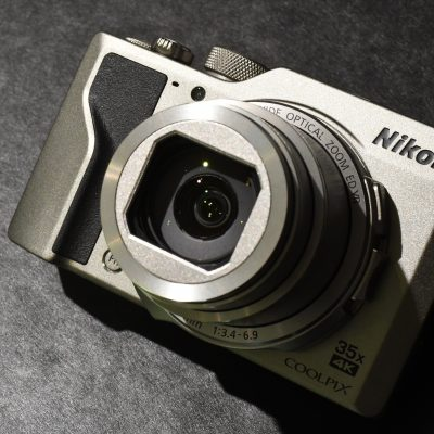 【Nikon】気軽に持ち出せる COOLPIX A1000