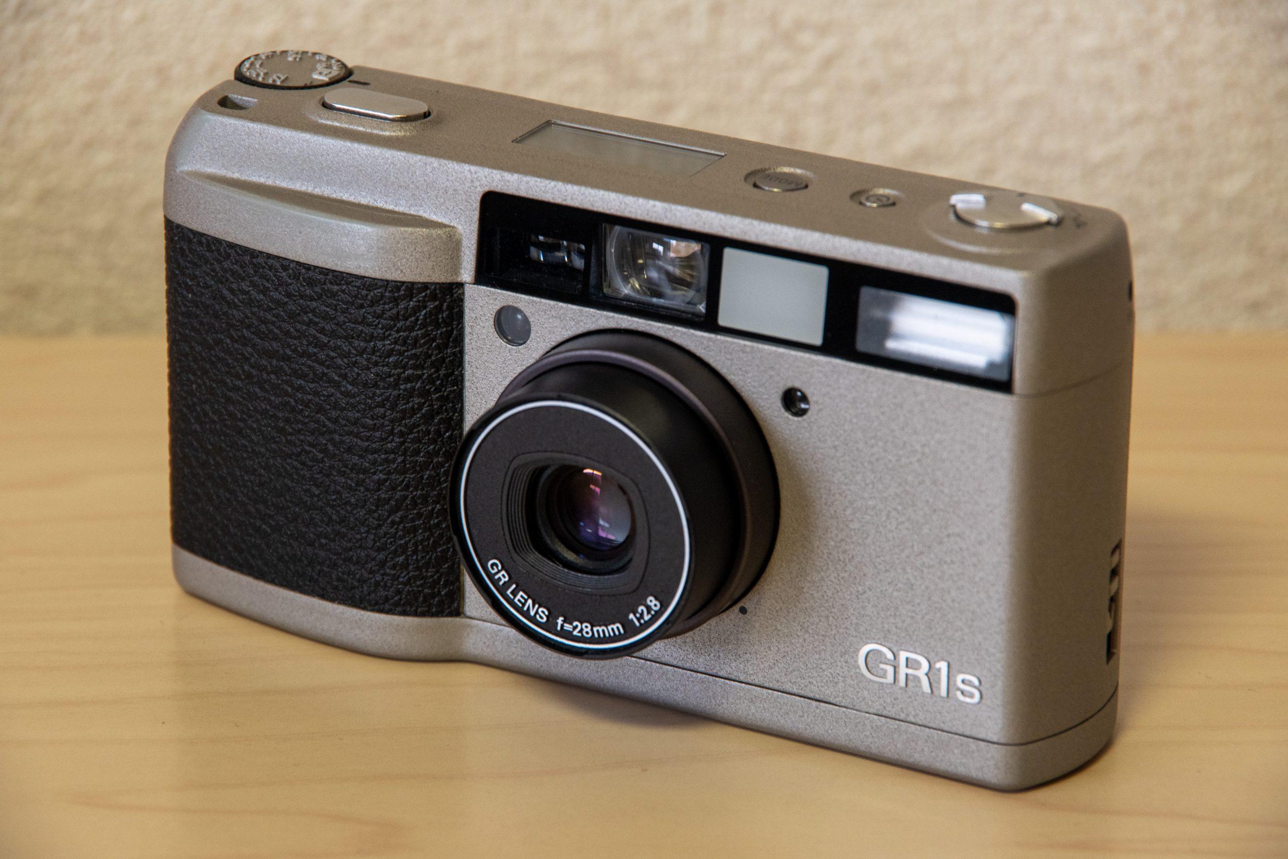 【RICOH】GR1S~シルバーウィーク × 銀塩カメラ