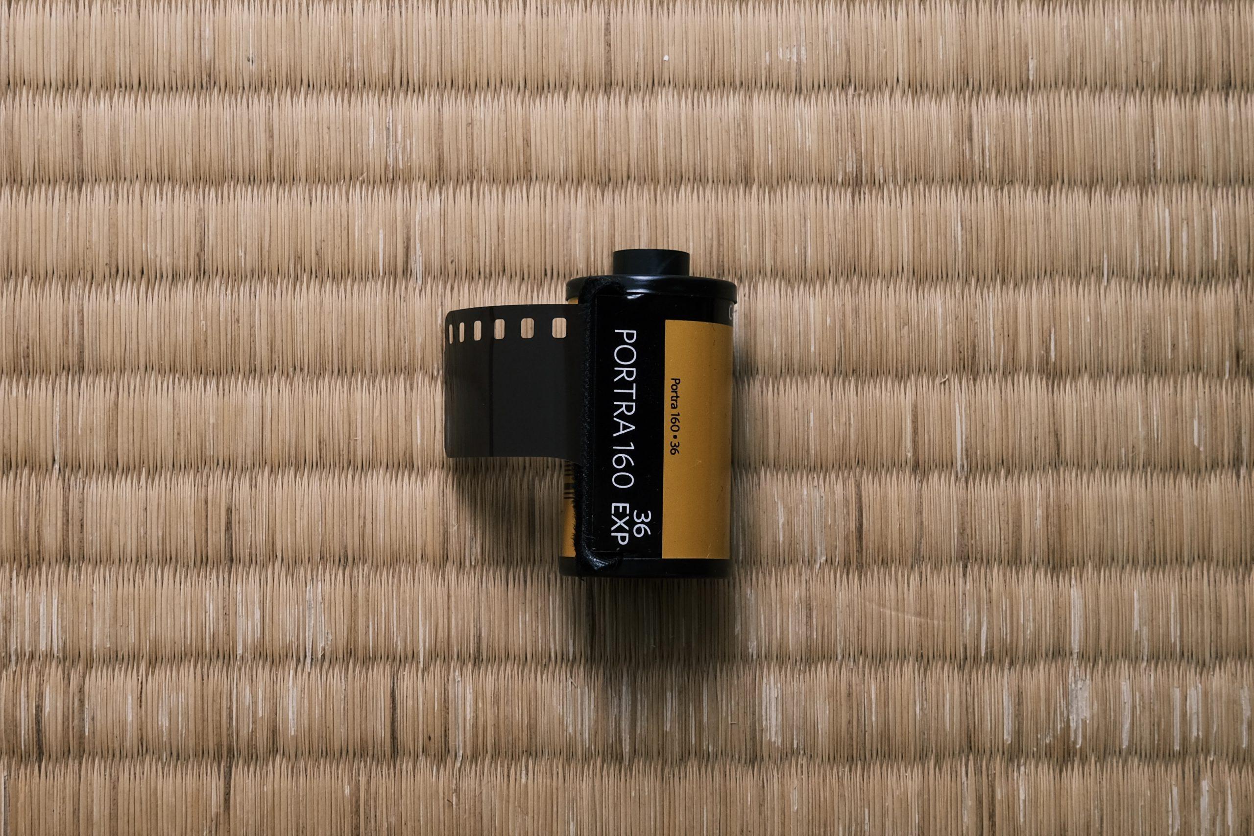 銀塩写真列伝 Kodak PORTRA 160編