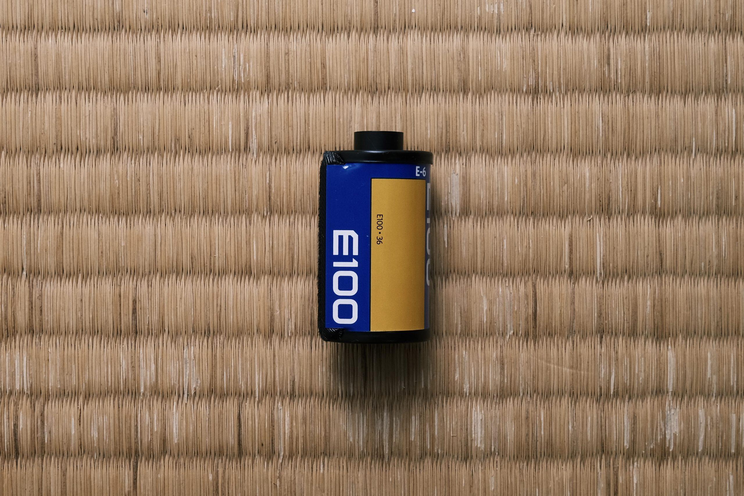銀塩写真列伝 Kodak Ektachrome E100編