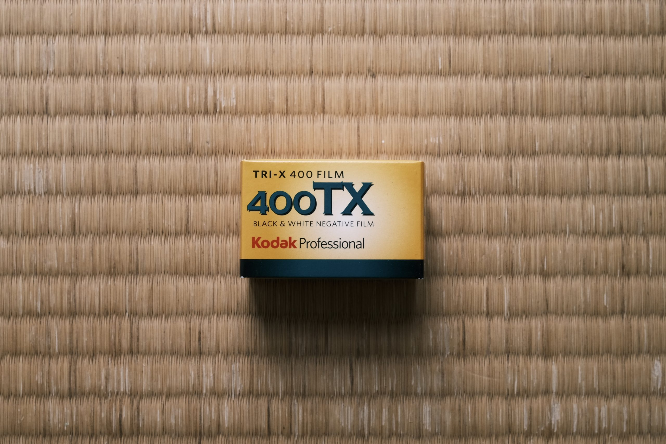 銀塩写真列伝 Kodak TRI-X 400編
