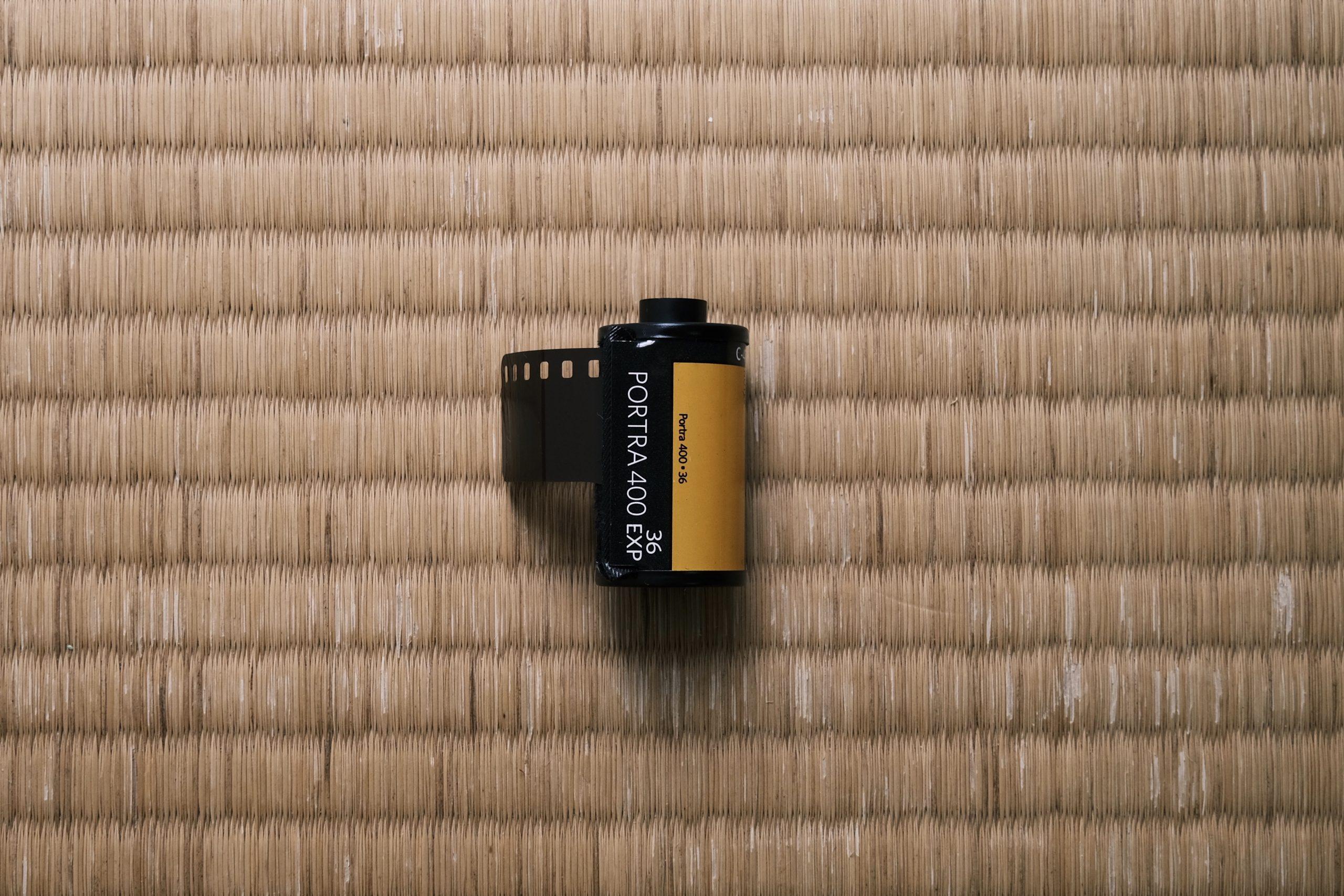 銀塩写真列伝 Kodak PORTRA 400編