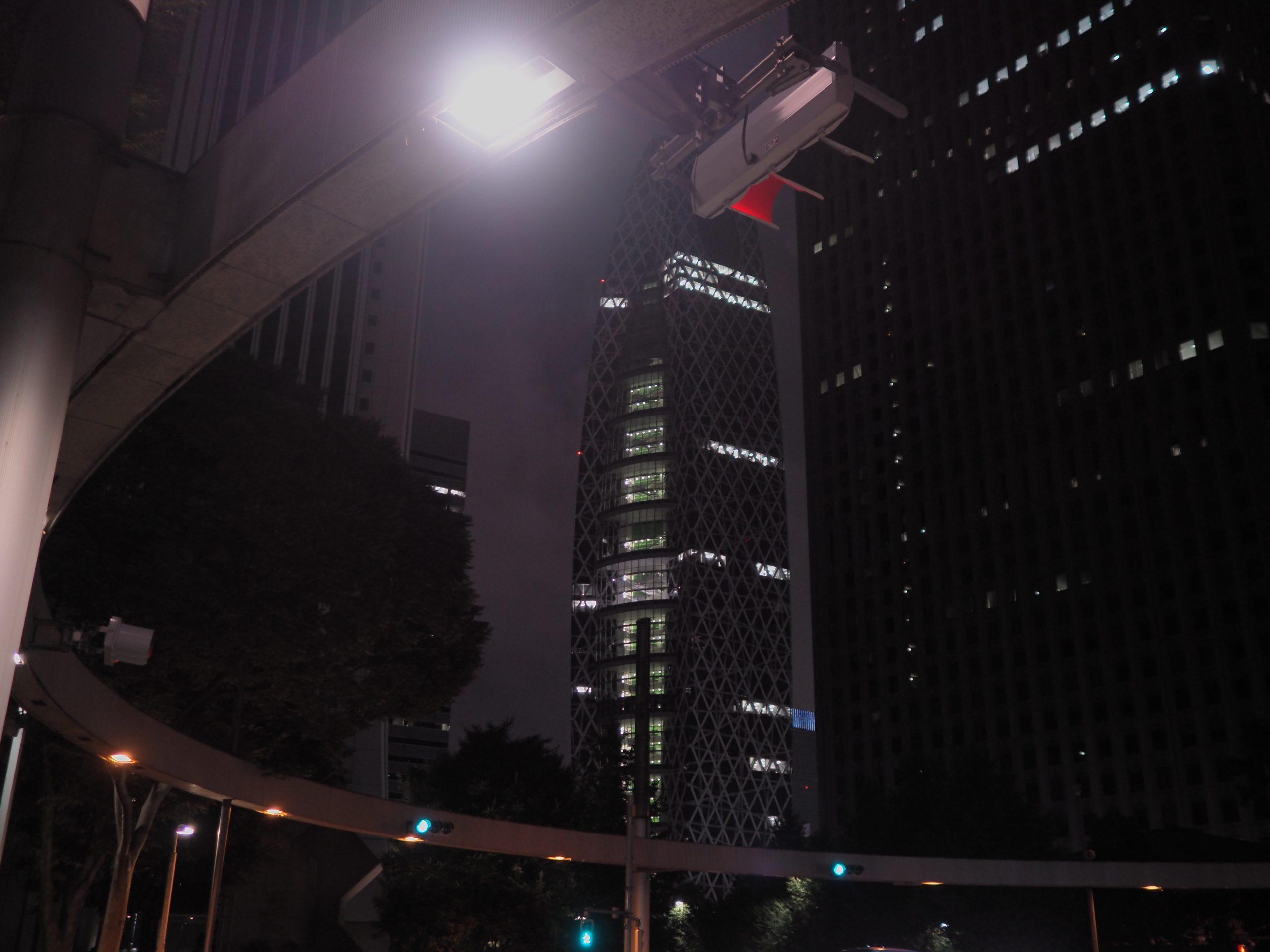 【OLYMPUS】新宿夜景