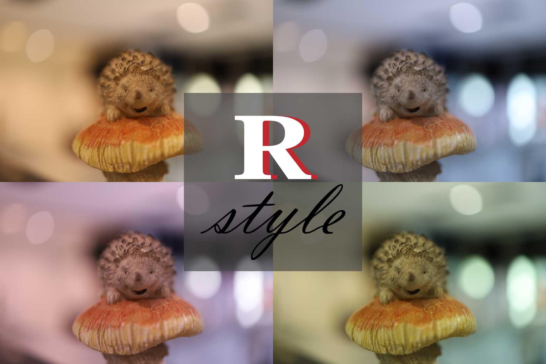 【Canon】R STYLE クリエイティブアシスト機能について。