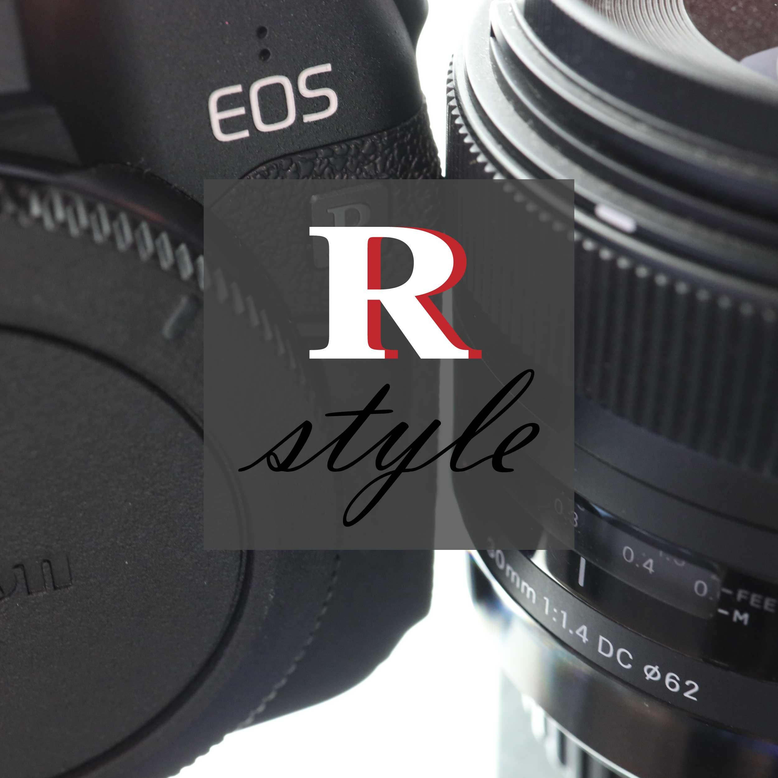 【Canon】R STYLE ~アダプターとAPS-Cレンズ~