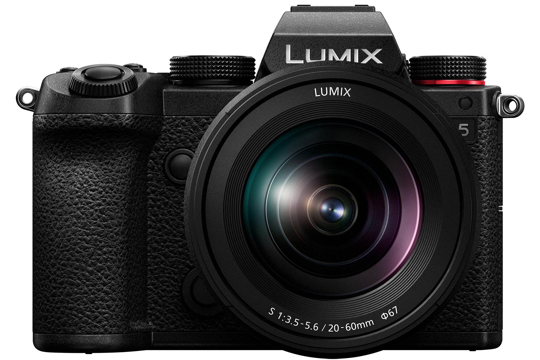 【Panasonic】コンパクトなS1、新製品 LUMIX DC-S5