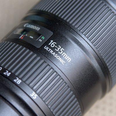 【新旧共存】EF 16-35mm F2.8 L /Ⅱ/Ⅲ【Canon】