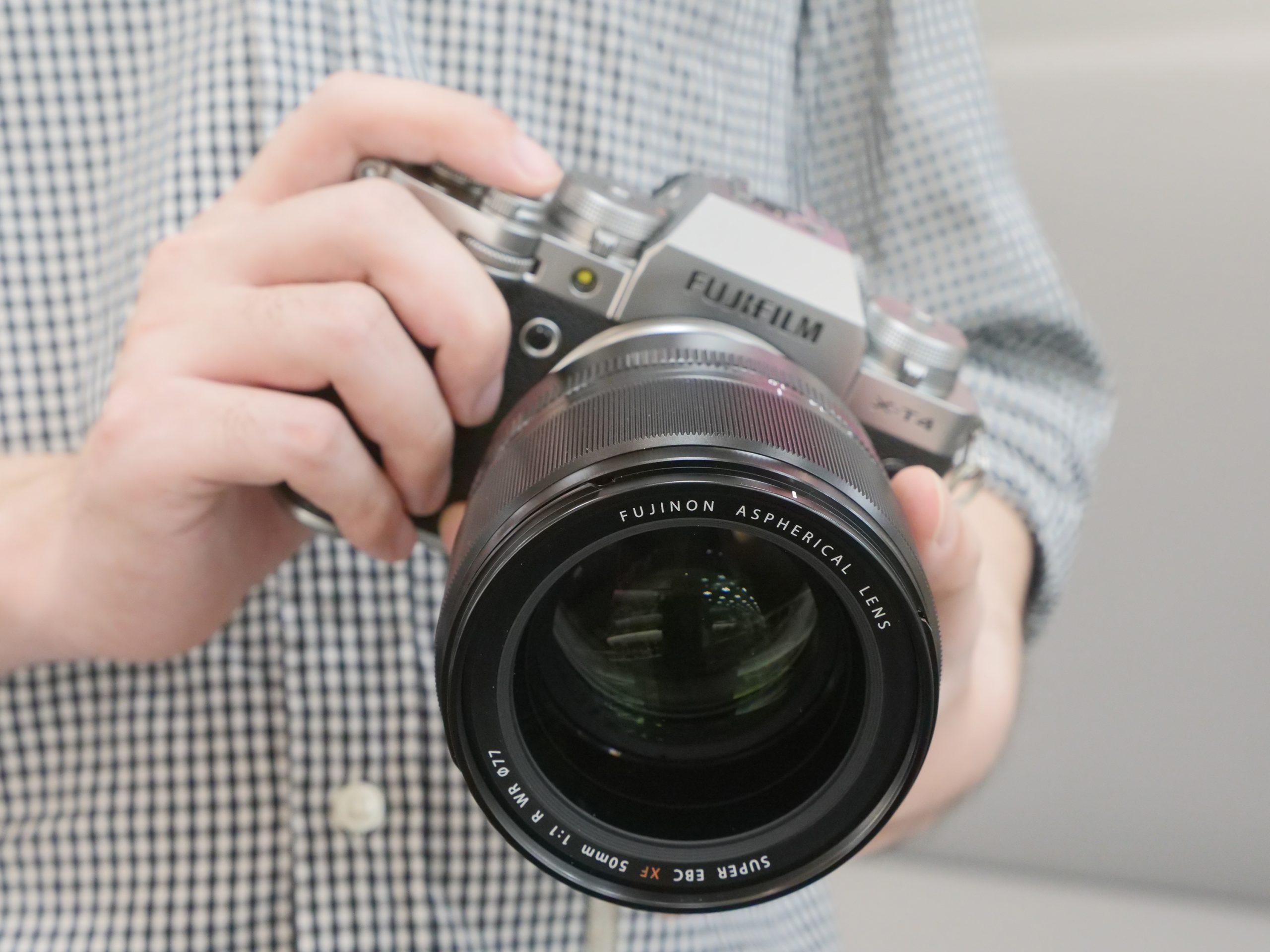 FUJIFILM XF50mmF1.0 R WR