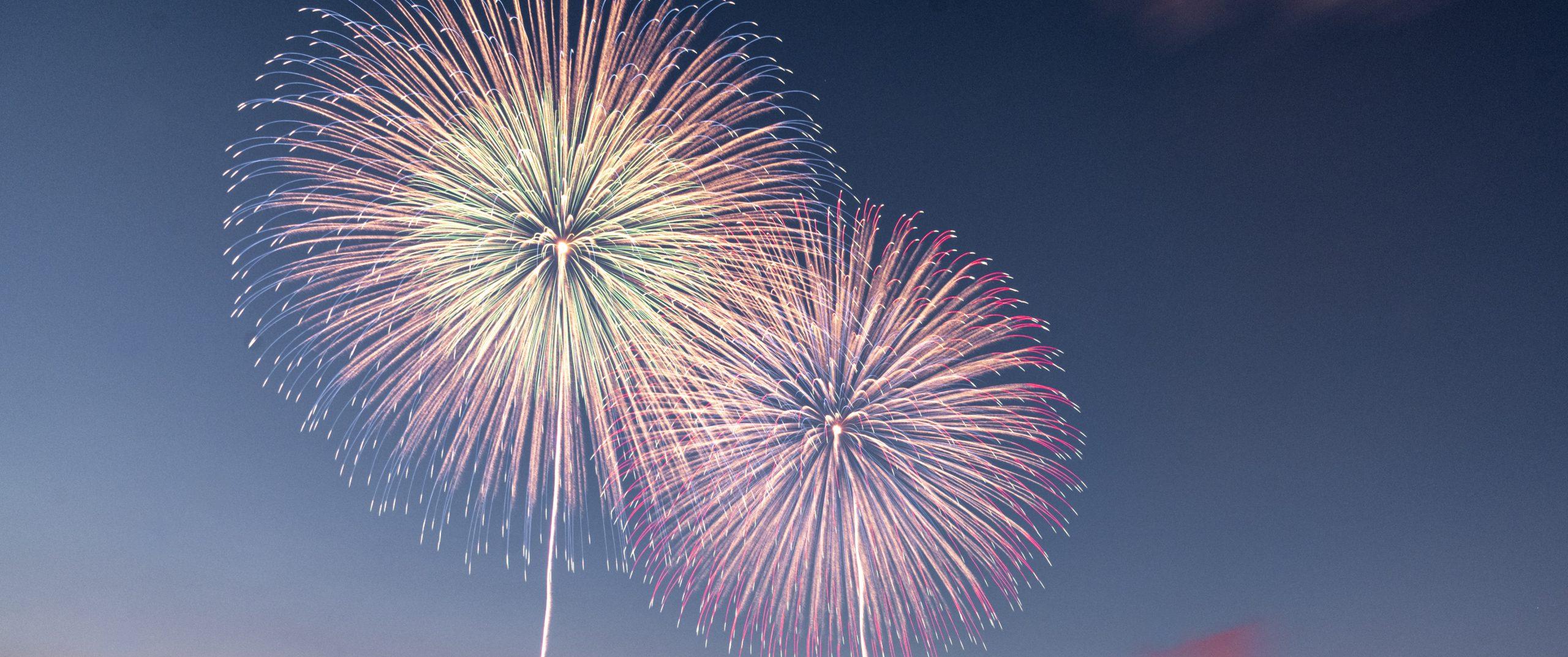 【タイムズフェス】夜空に咲く大輪 花火を写真に写す