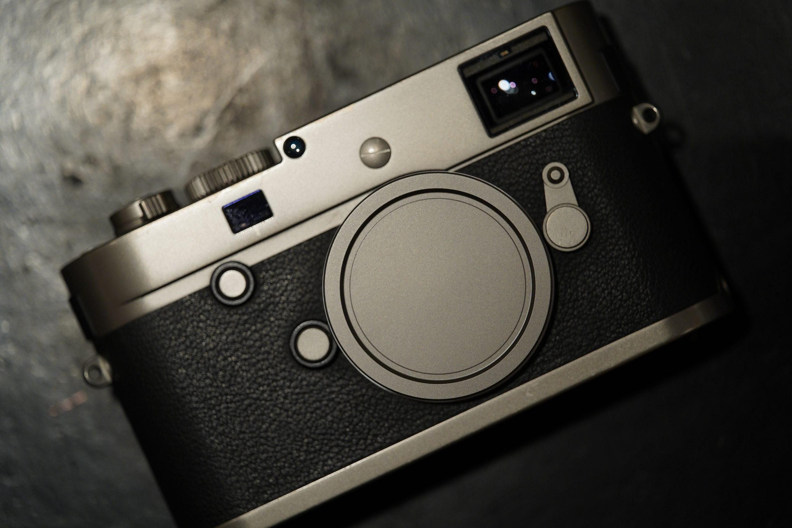 【Premium Collection】Leica M-P(Typ240)チタン ボディ