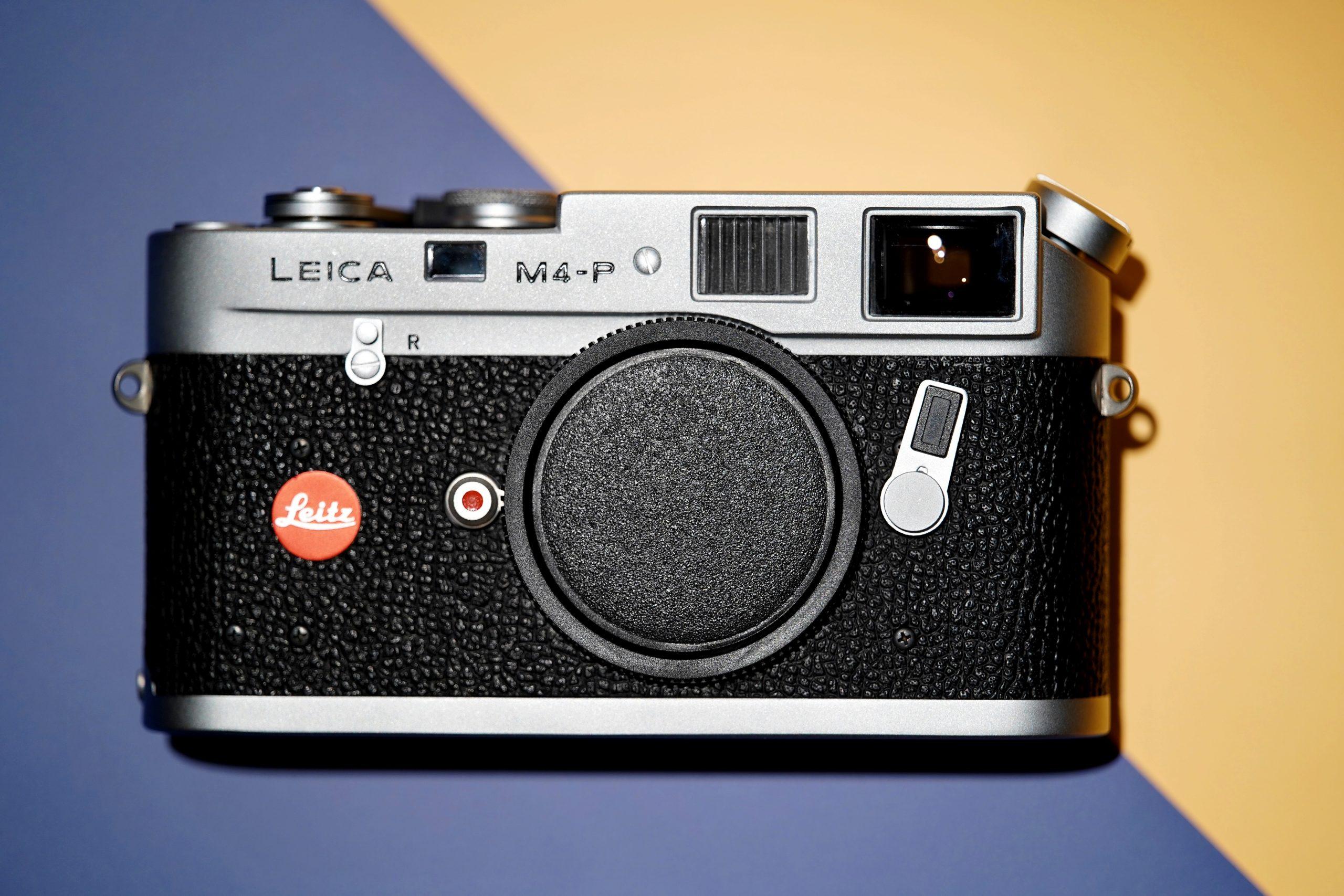 【Premium Collection】Leica M4-P 70jahre