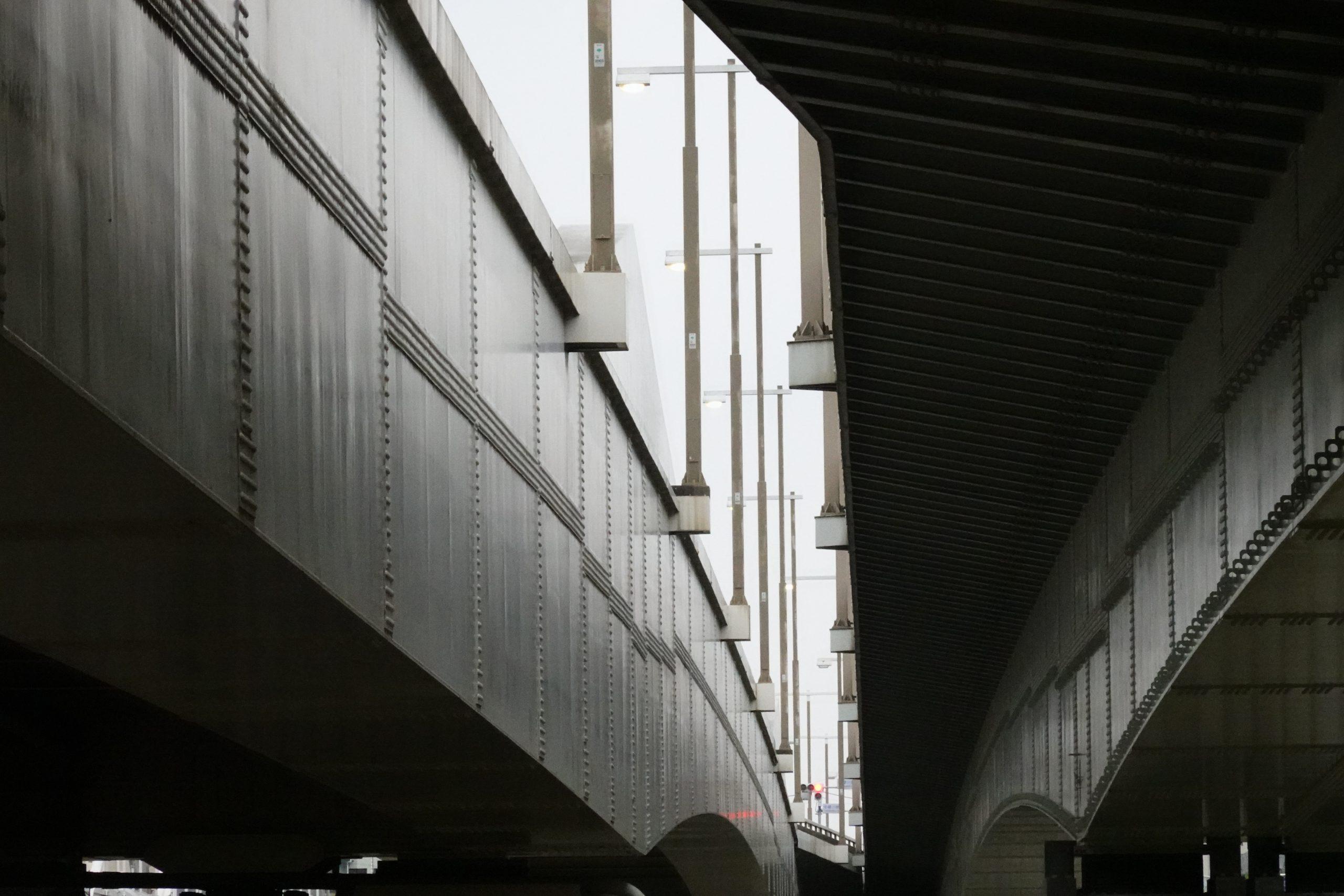 【SONY】RX100M7と一緒に大きな橋を見上げた日