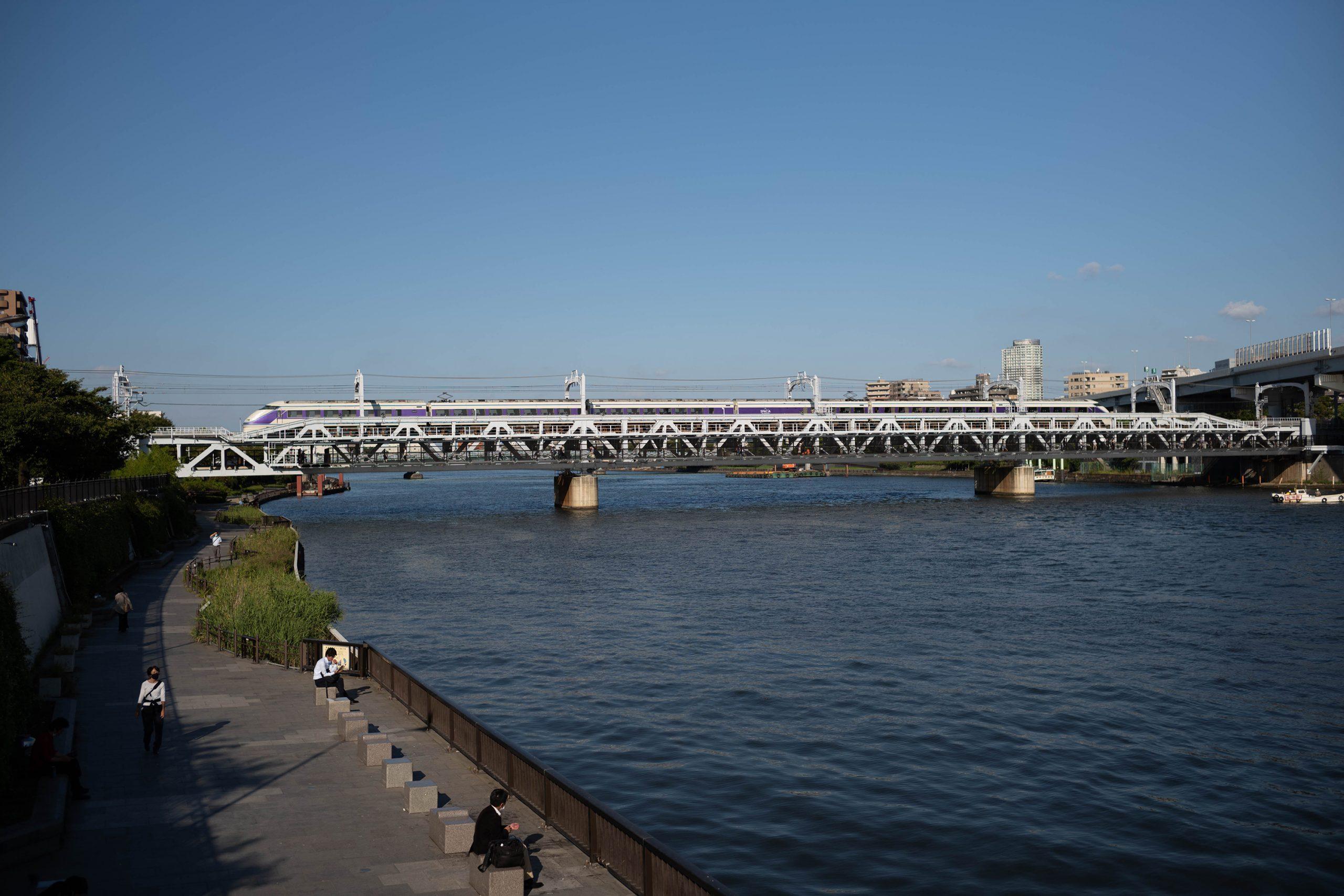 隅田川鉄橋