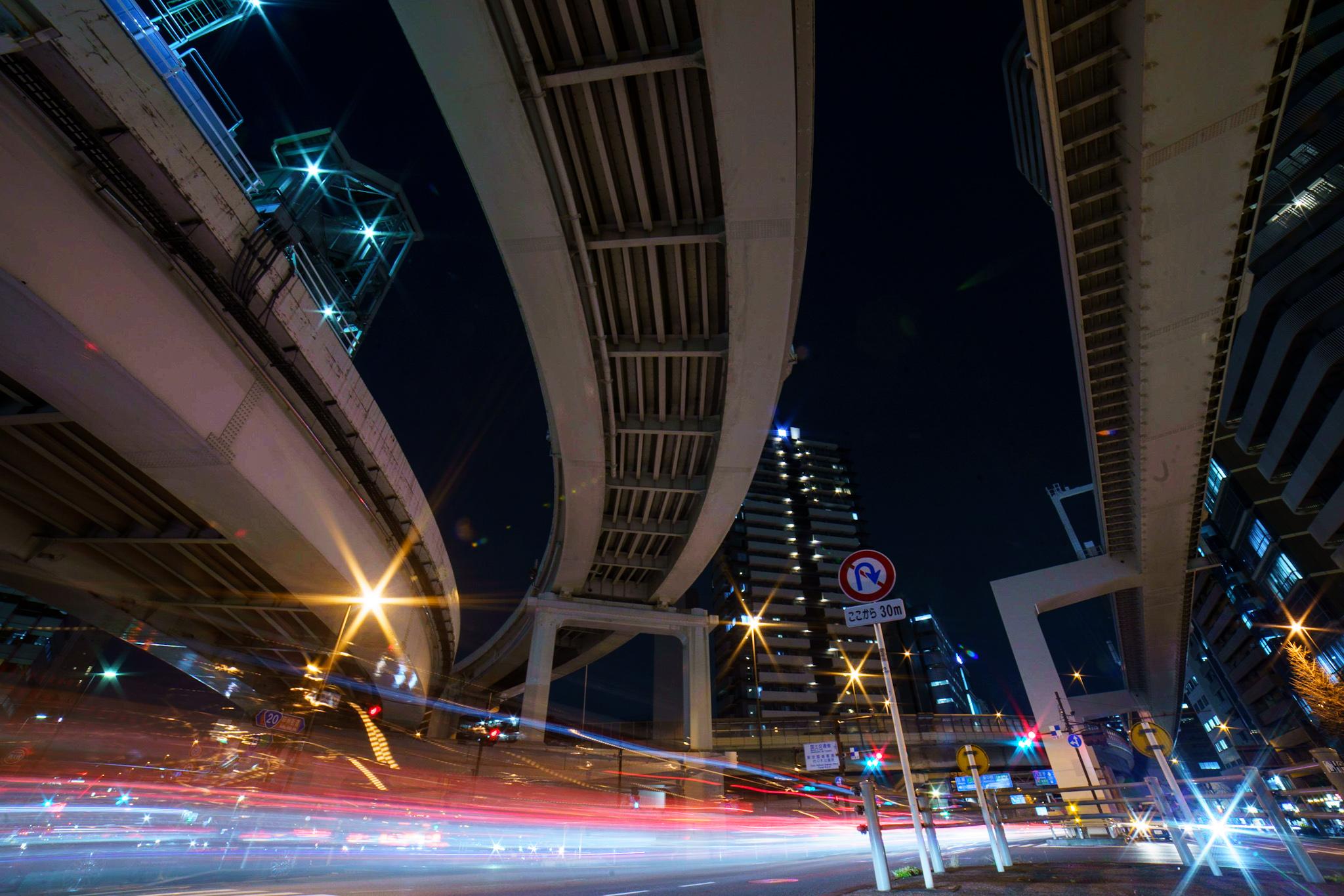 【SONY】α Like vol.3 「都市夜景」