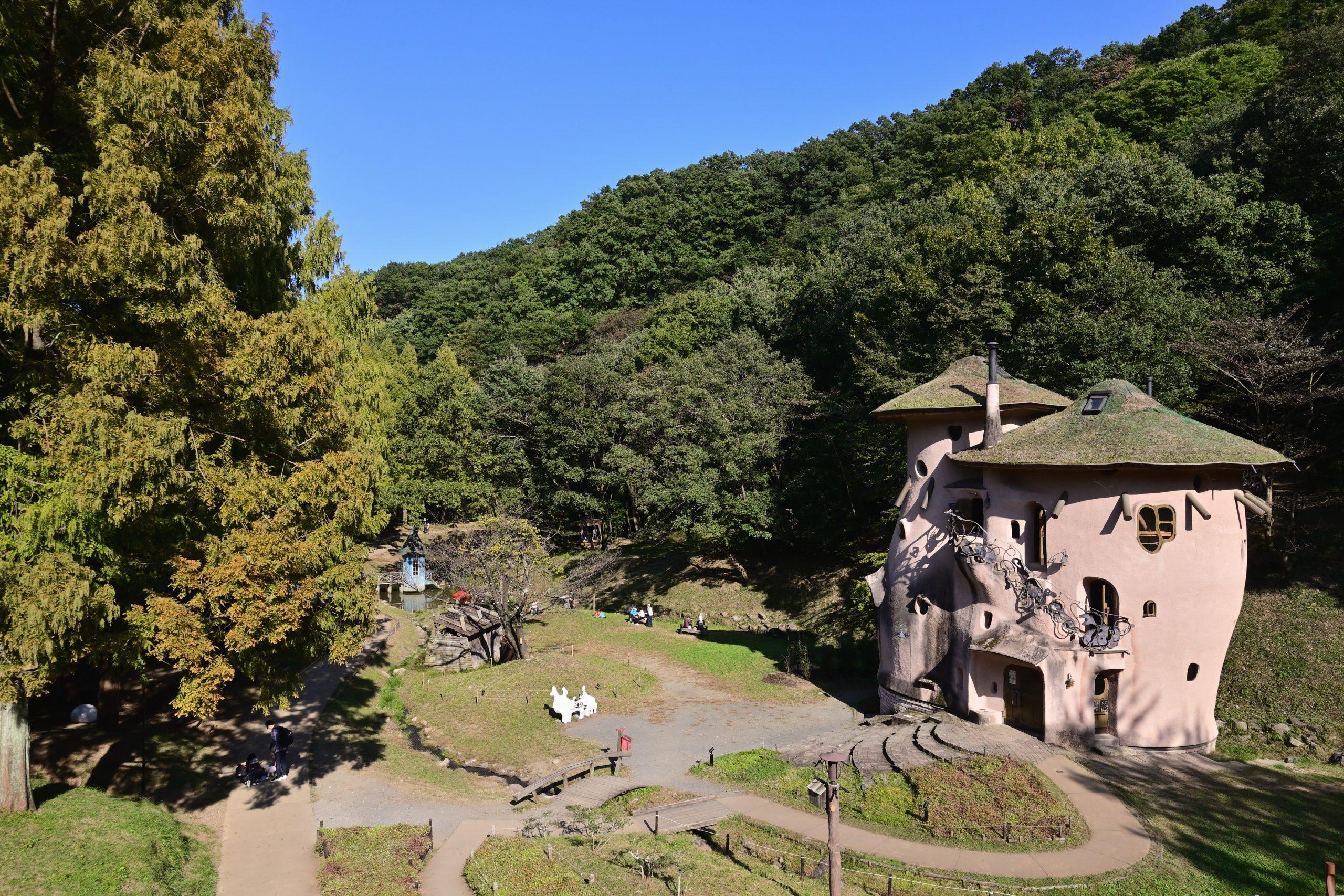 【Go To フォト】Nikon Z50でムーミン谷と狭山湖を撮る