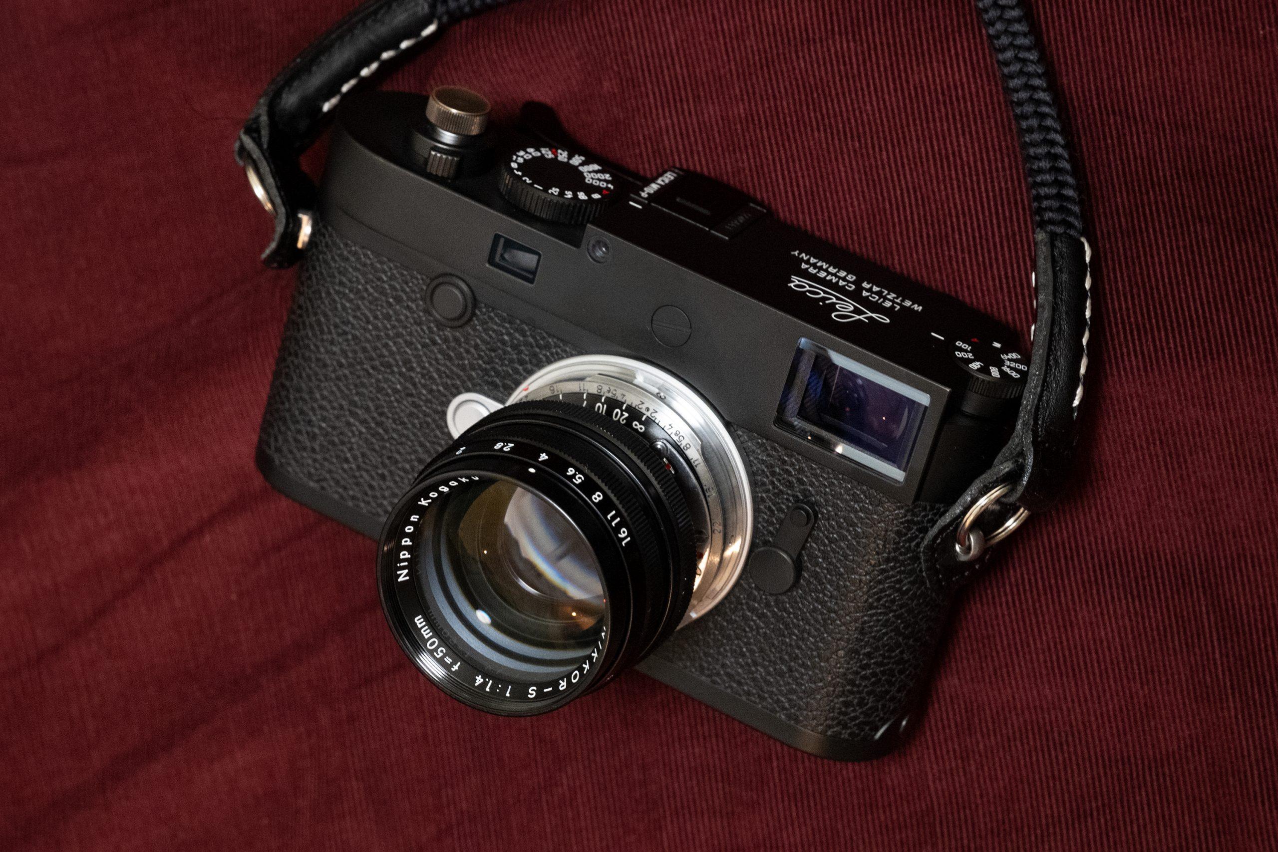 Leica M10-P +Nikon S50mm F1.4