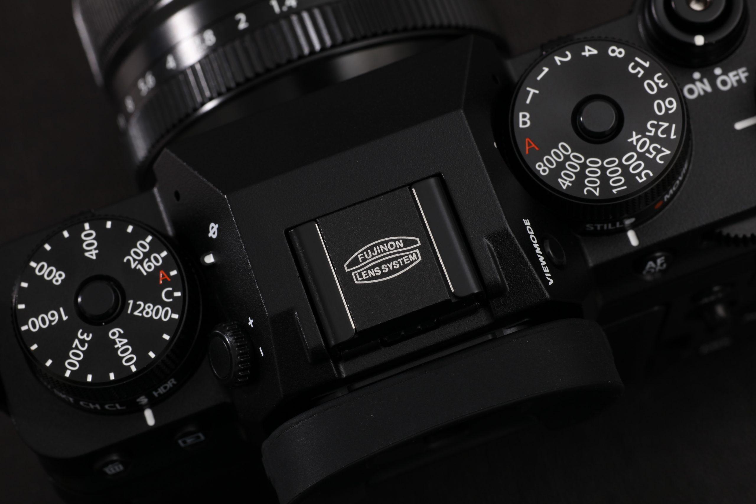 【FUJIFILM】マップカメラ限定 ホットシューカバープレゼント